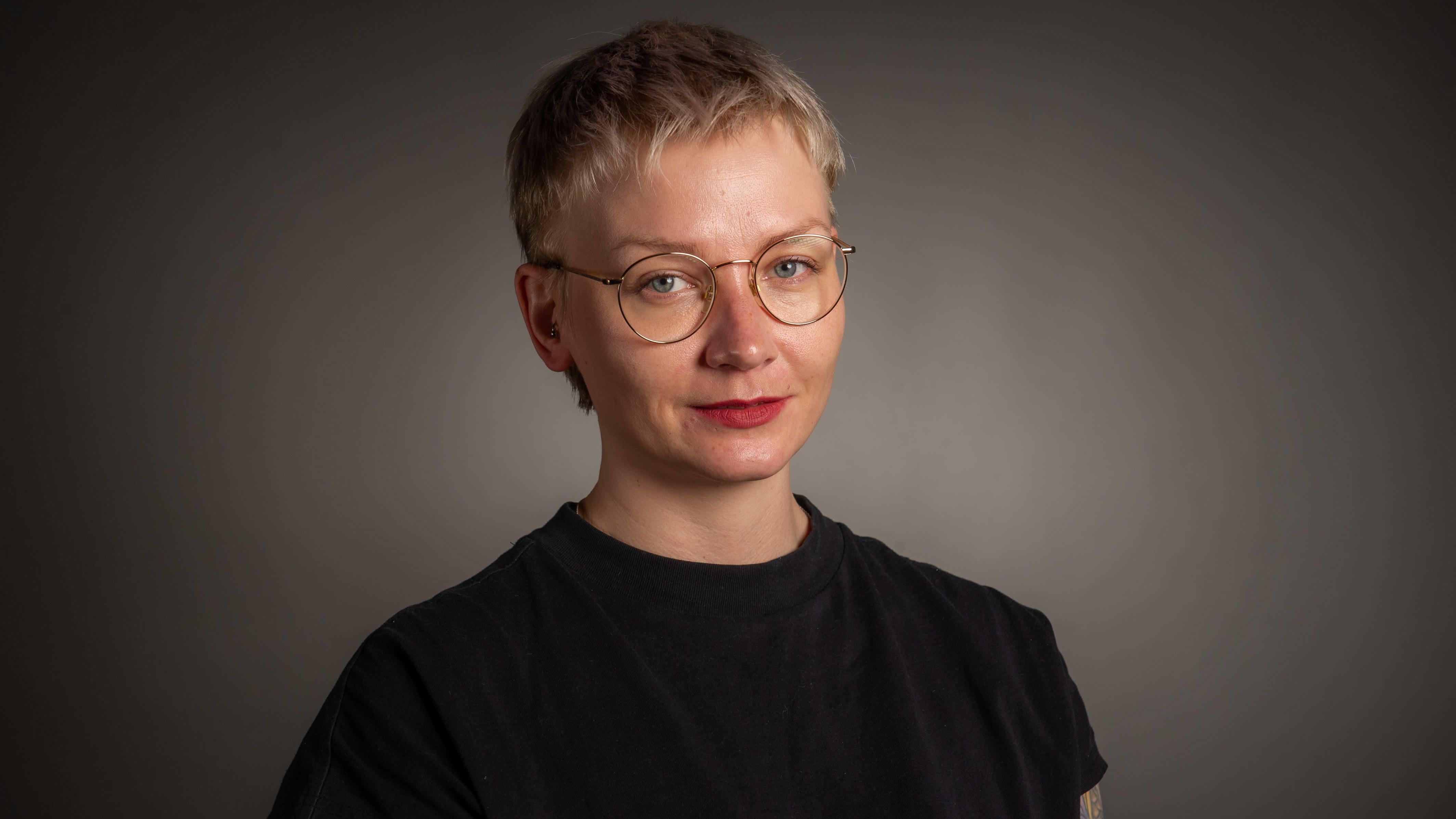 Anni Saastamoinen. 21.4.2021.