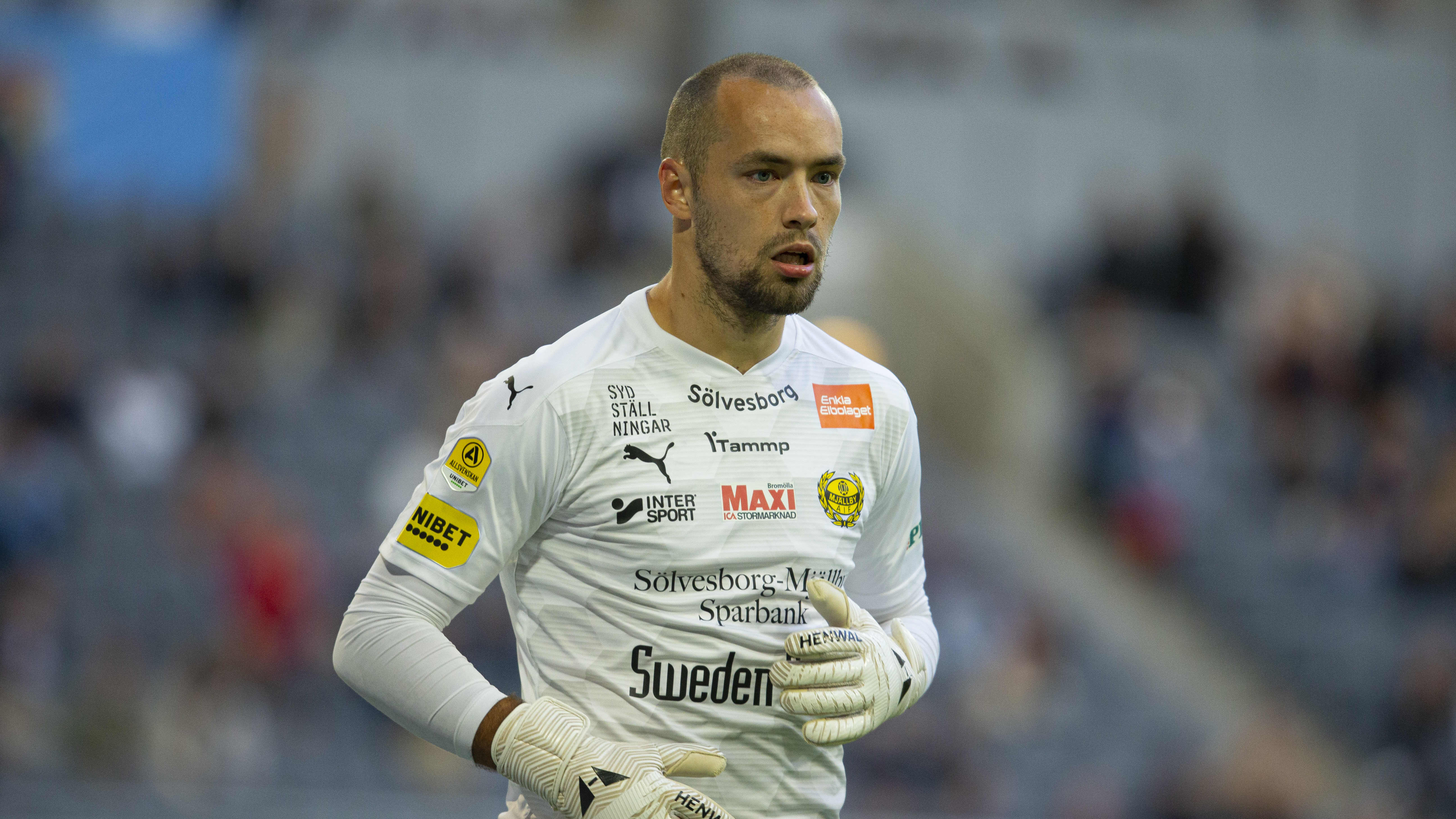 Carljohan Eriksson kuvassa