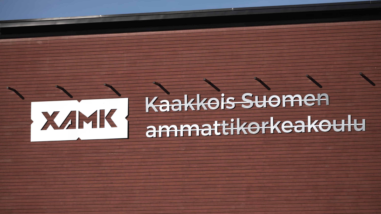 Kaakkois-Suomen ammattikorkeakoulun rakennus Mikkelissä
