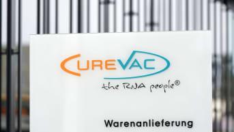 Saksalaisen Curevacin kehittämä koronarokote on osoittautunut välianalyysissa vain 47-prosenttisen tehokkaaksi, yhtiö kertoo.