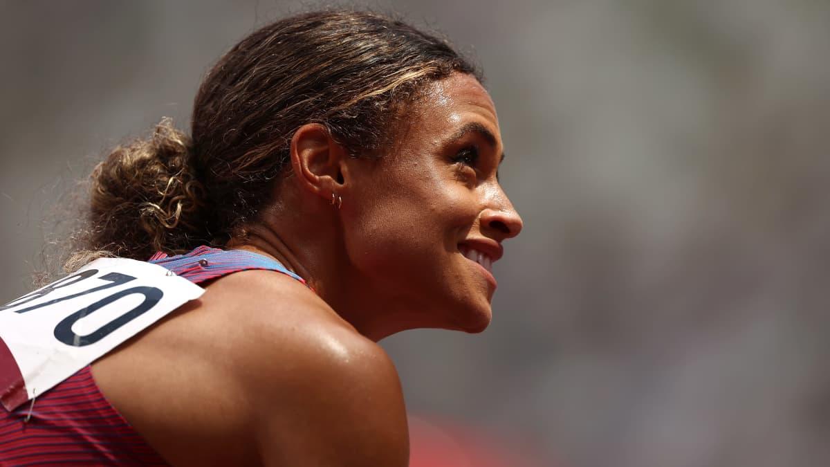 Sydney McLaughlin juoksi 400 metrin ME:n