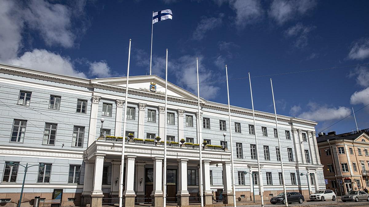 Helsingin kuntavaalikannatusmittaus