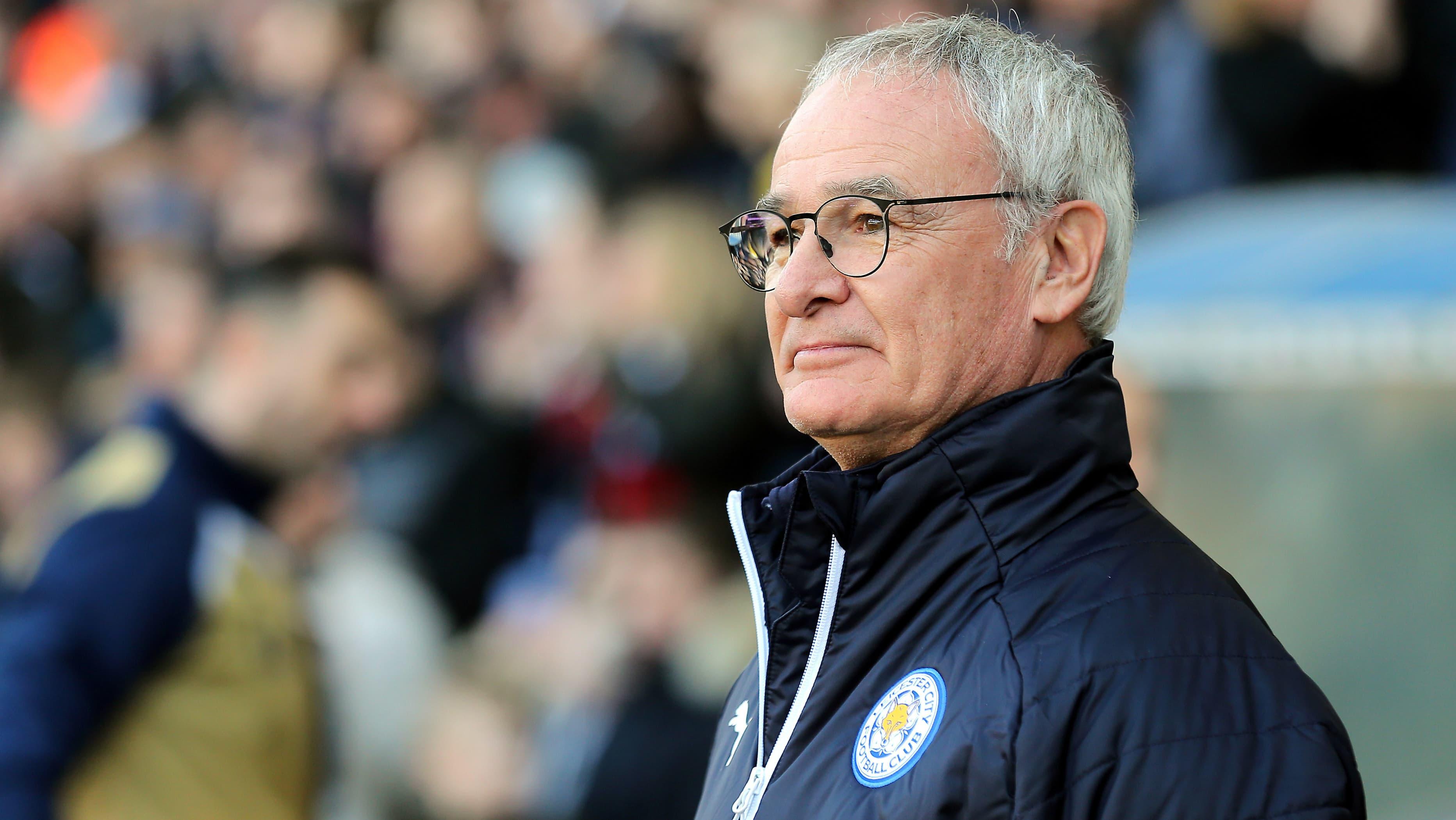 Claudio Ranieri.