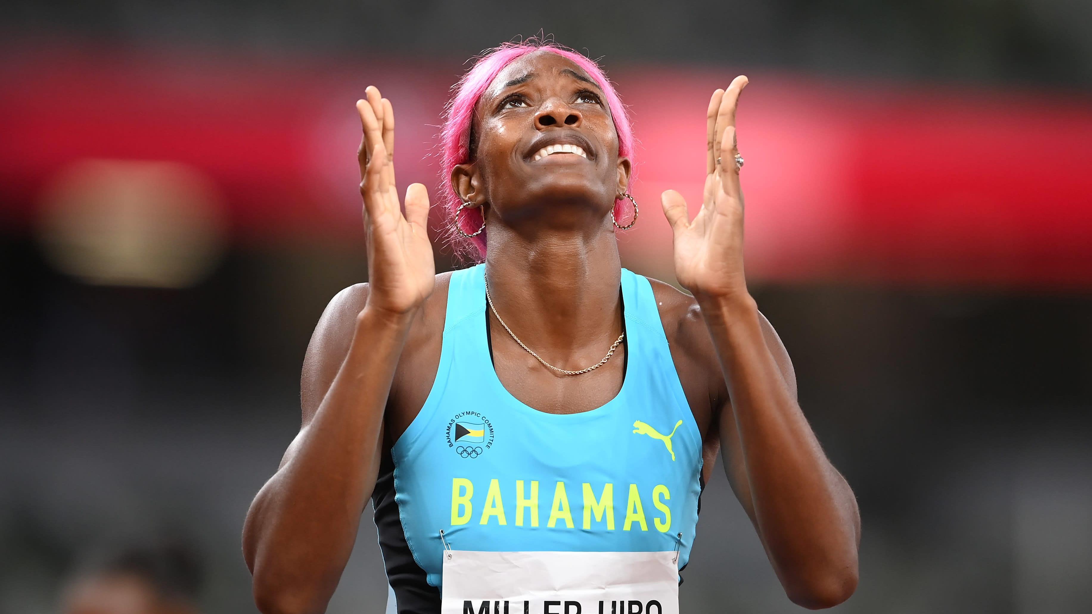 Shaunae Miller-Uibolle 400 metrin kultaa! Pronssimitalisti Allyson Felix teki olympiahistoriaa