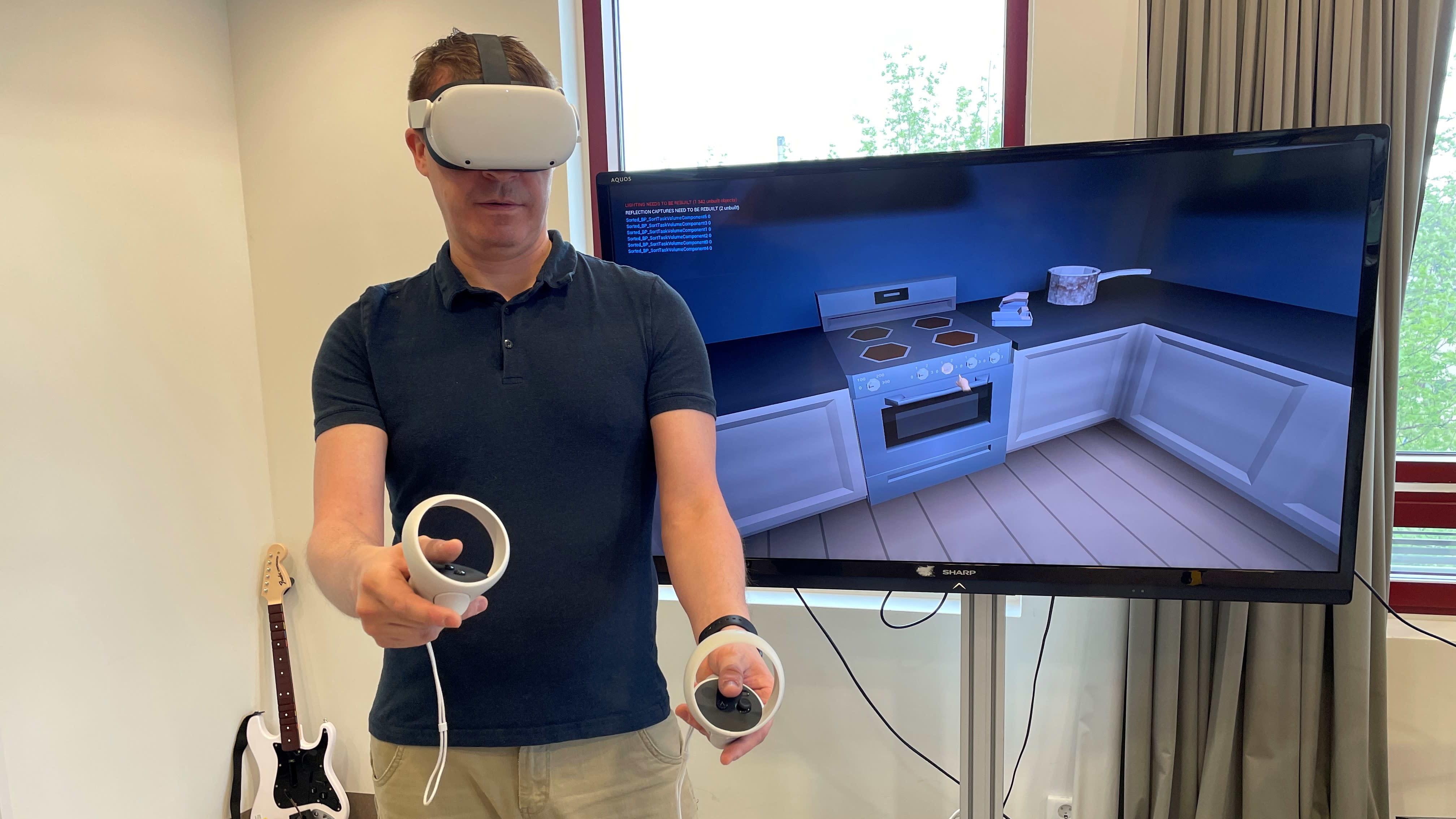 Pakopeli Mysteeri auttaa nuorten kuntoutuksessa -  virtuaalialustalla voi opetella niin taloustaitoja kuin siivoamistakin