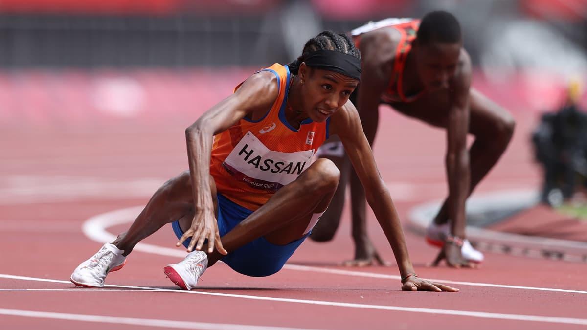 Hallitseva maailmanmestari kaatui, mutta nousi 1500 metrillä erävoittoon
