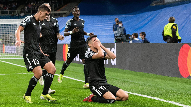 Sheriff Tiraspol järkytti Mestarien liigassa voittamalla Real Madridin.