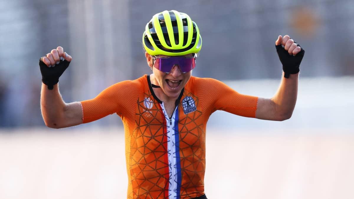 Annemiek van Vleuten luuli voittaneensa olympiakultaa