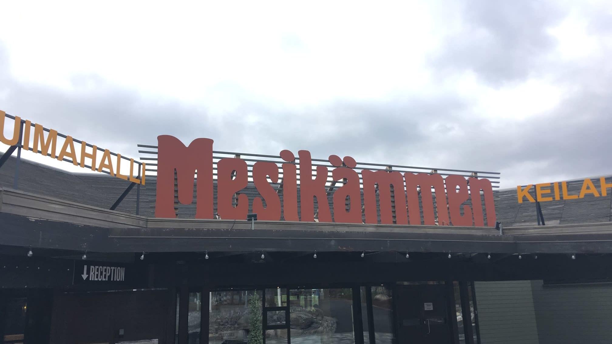 Hotelli Mesikämmen Ähtärissä