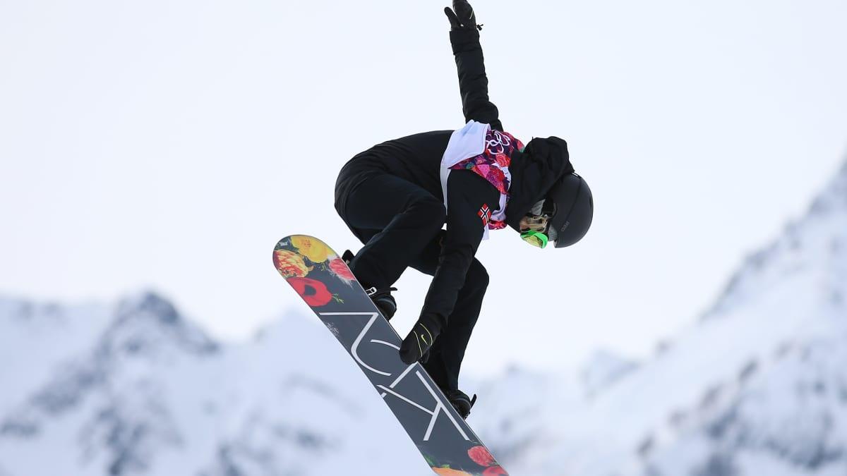 Lumilautailun MC: Aspen, slopestyle
