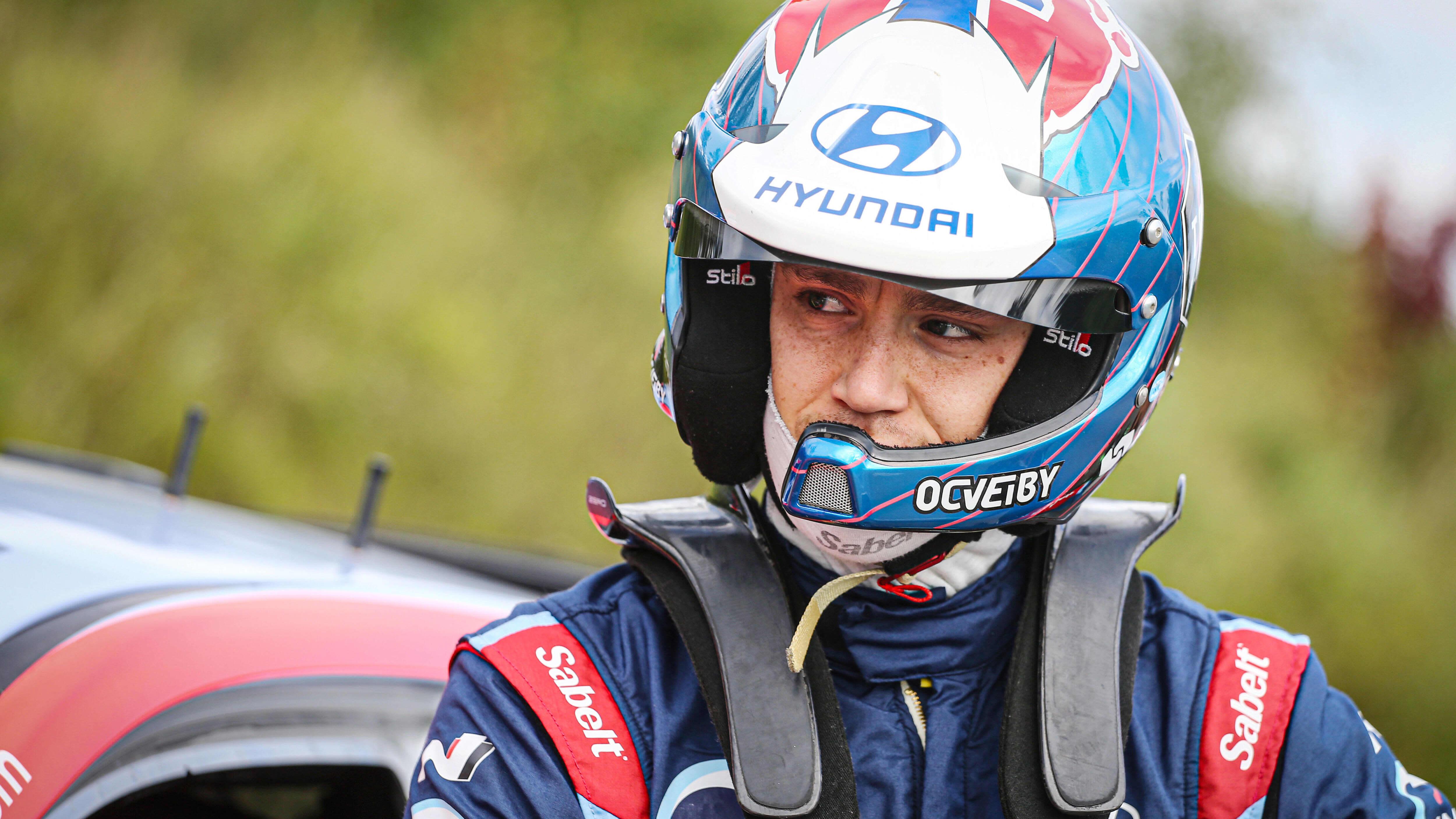 Hyundain Ole Christian Veiby vuonna 2020.