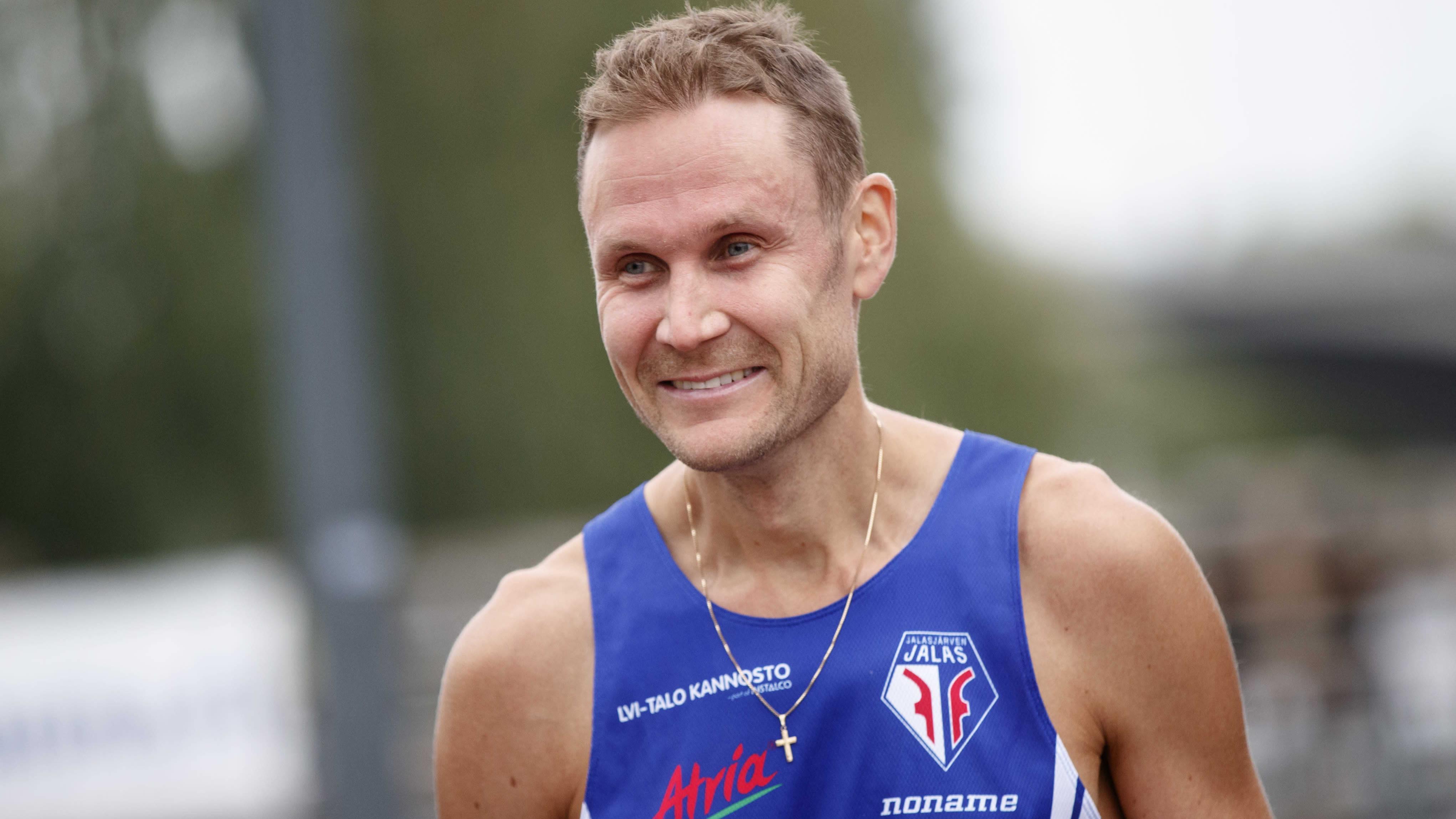 Jarkko Kinnunen.