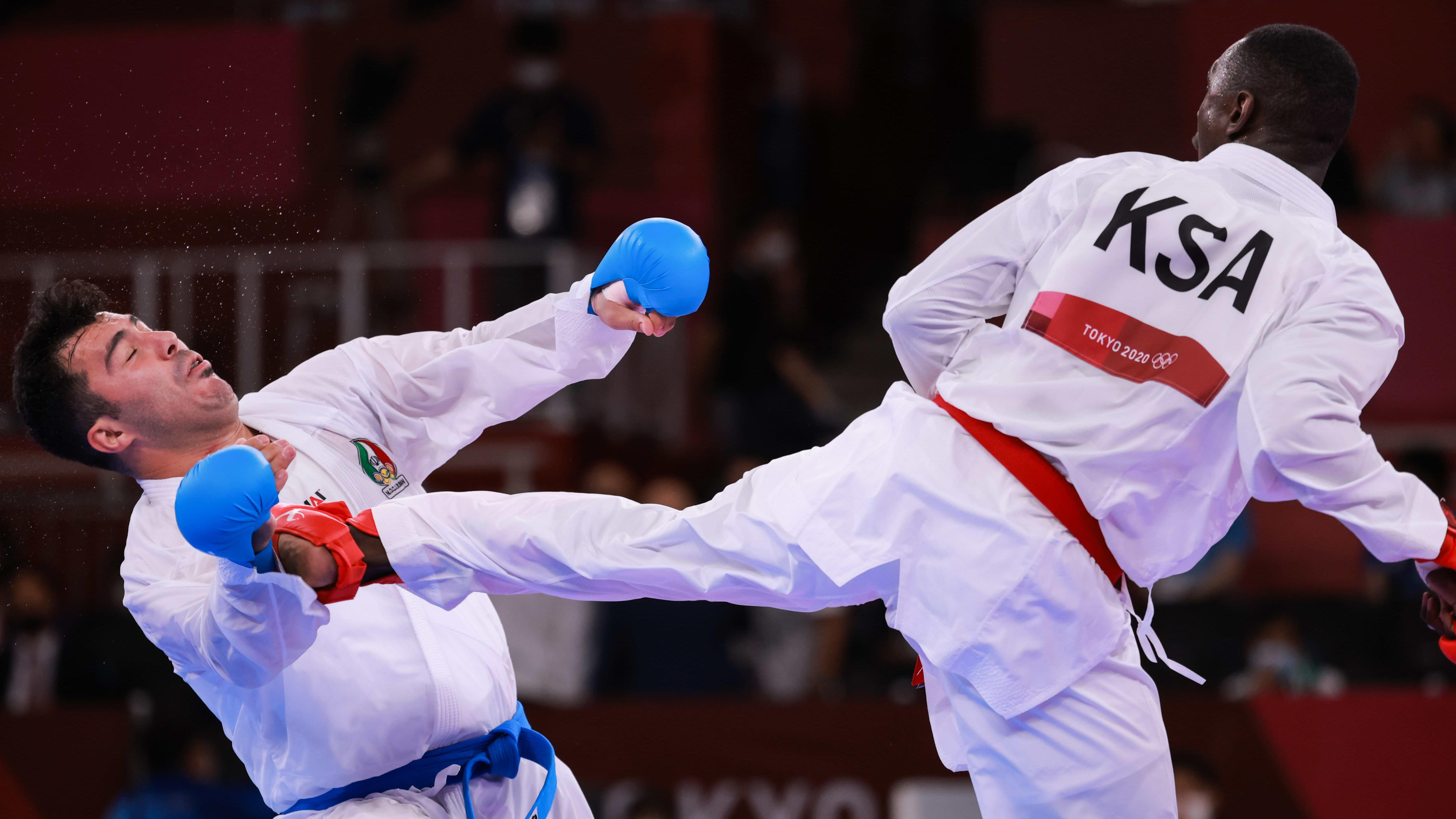 Urheiluväki oli ihmeissään, kun tyrmätty karateka voitti olympiakultaa Tokiossa
