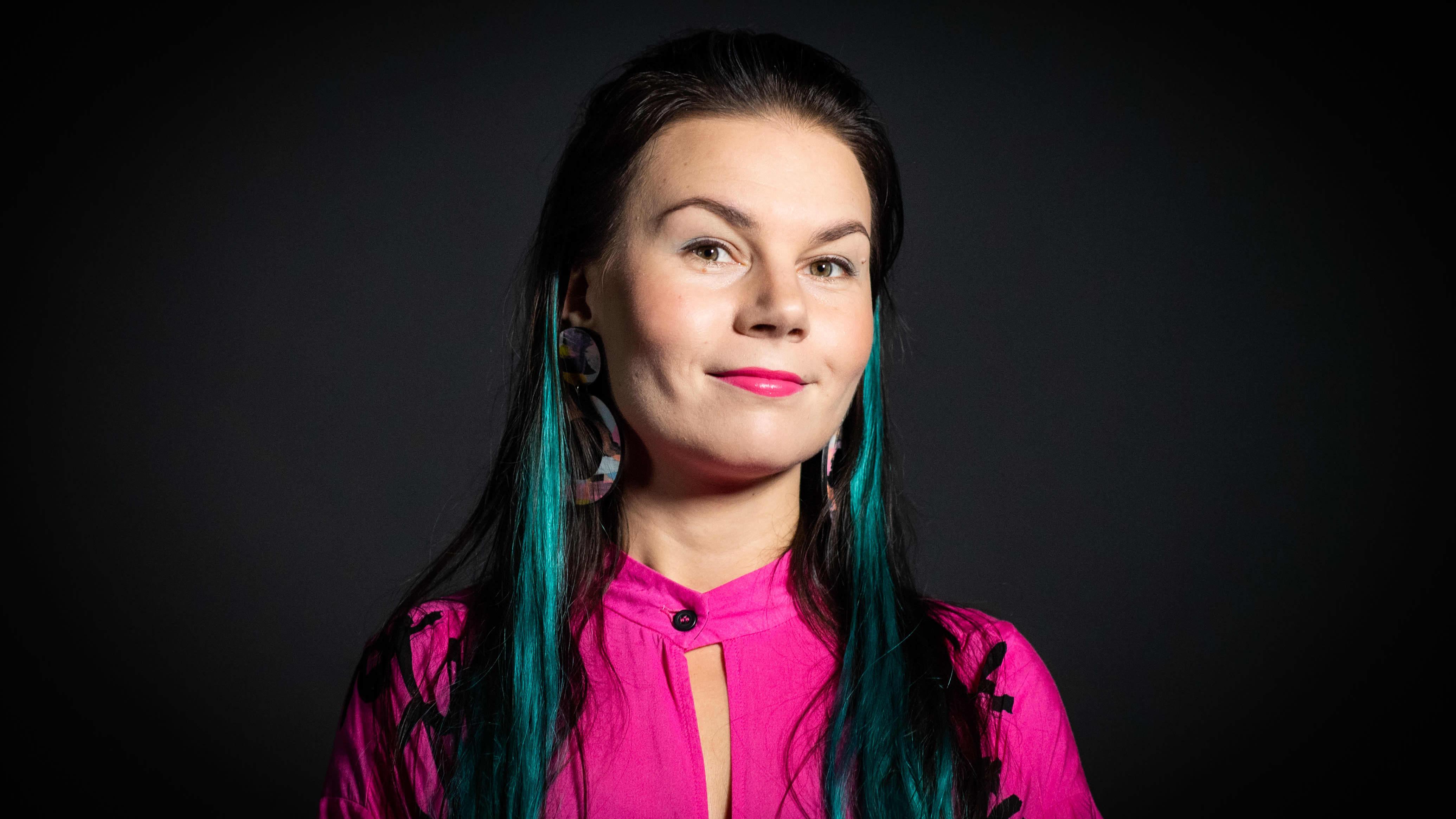 psykoterapeutti Emilia Kujala