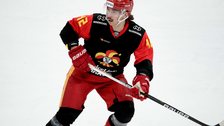 Hannes Björninen kuvassa.