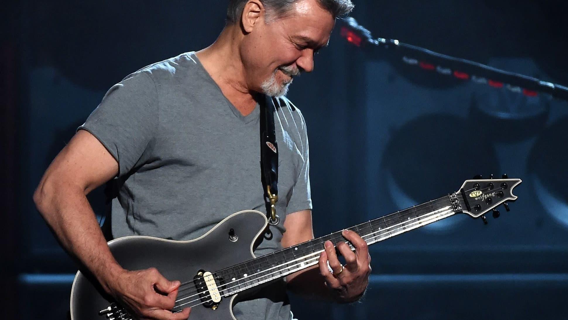 Van Halen -yhtyeen kitaristi kuoli syöpään.