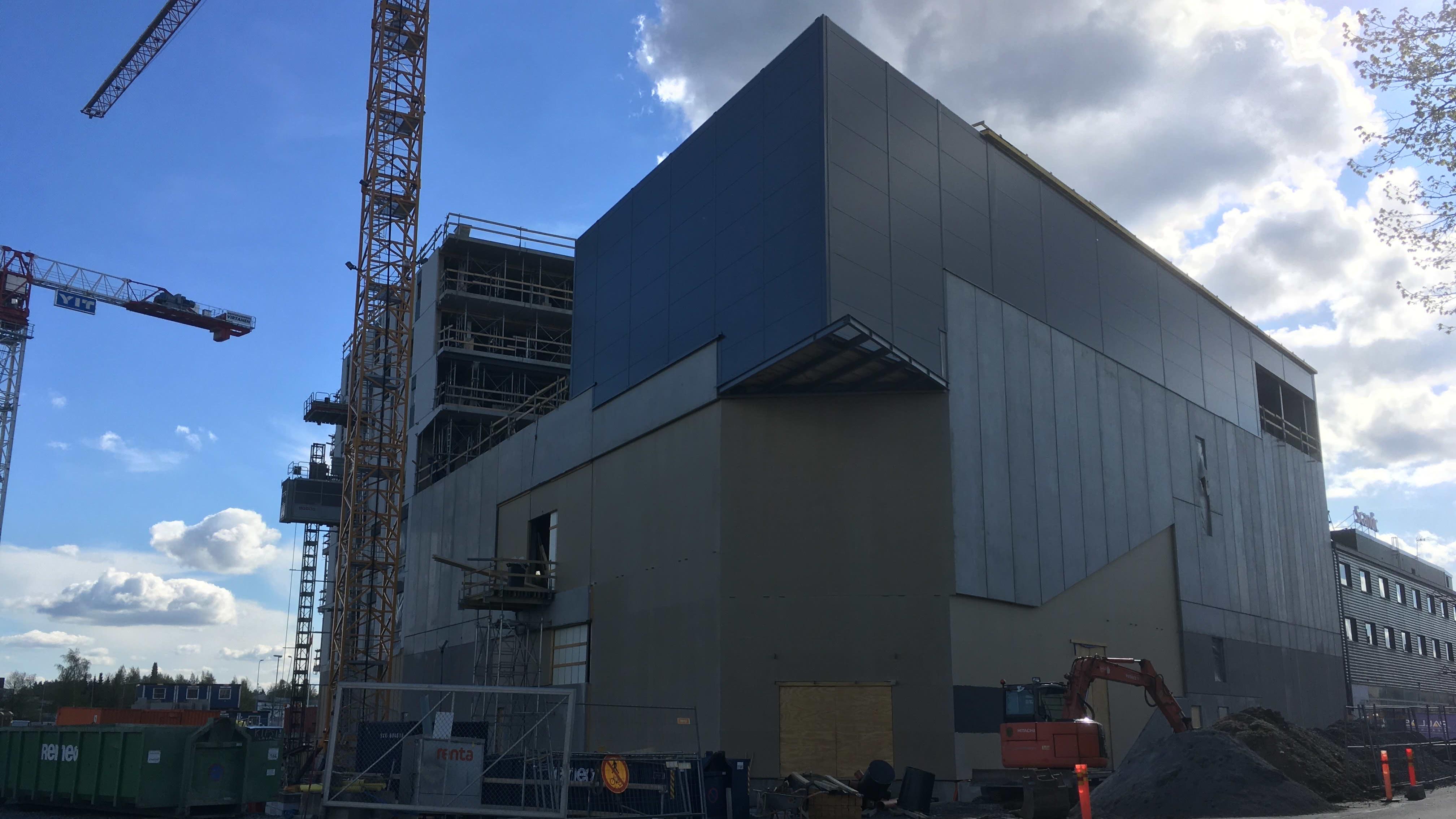 Seinäjoen uusi elokuvateatteri