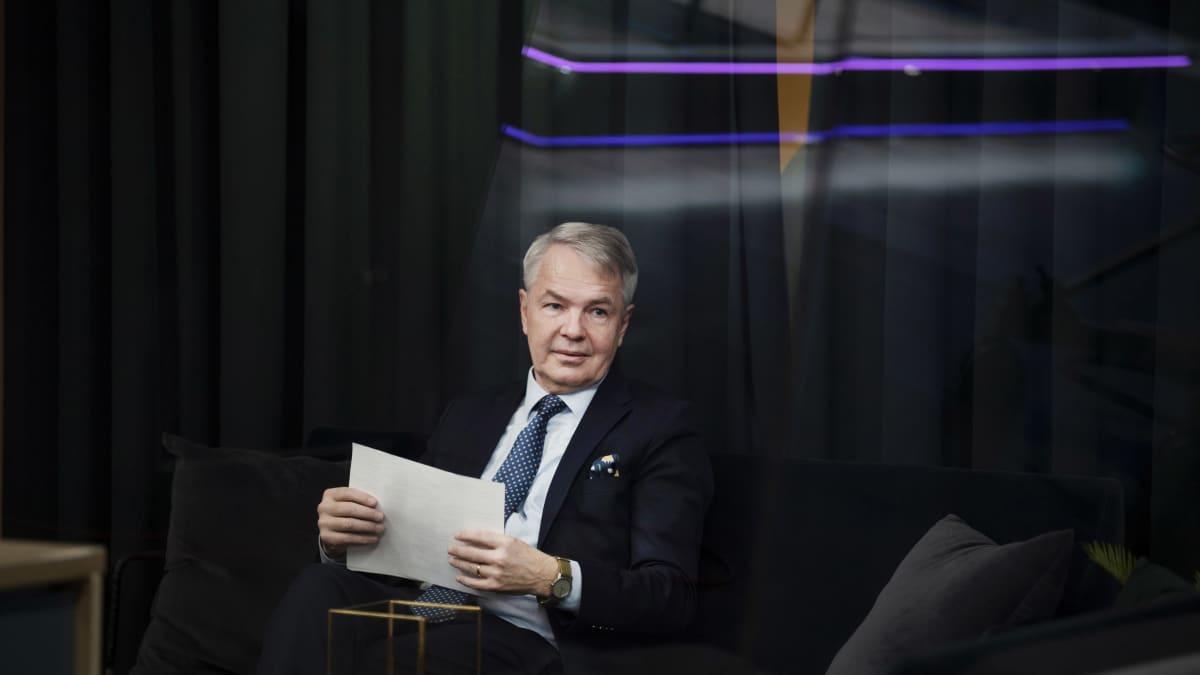 Ulkoministeri Haavisto: Valko-Venäjän selitykset olivat hyvin hataria