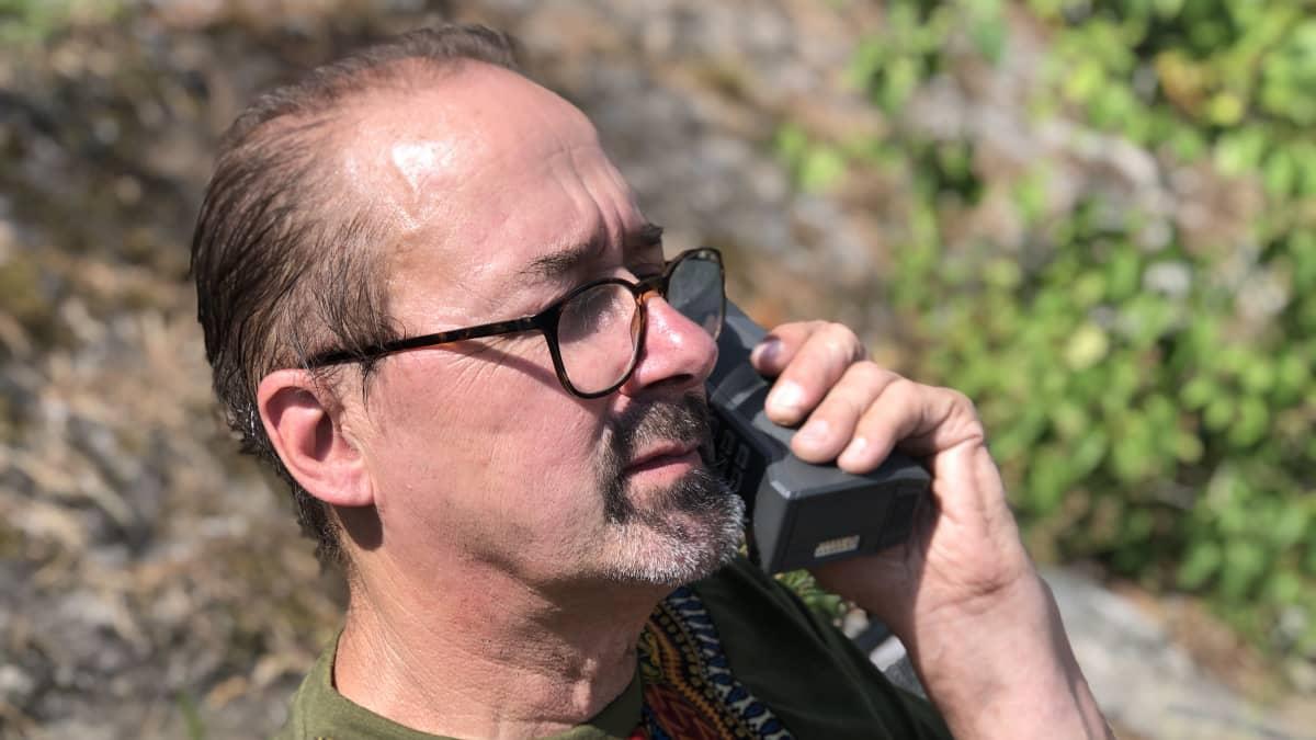 Ensimmäisestä GSM-puhelusta 30 vuotta – Nokian insinööri Pekka Longalle se oli ihan tavallista työtä