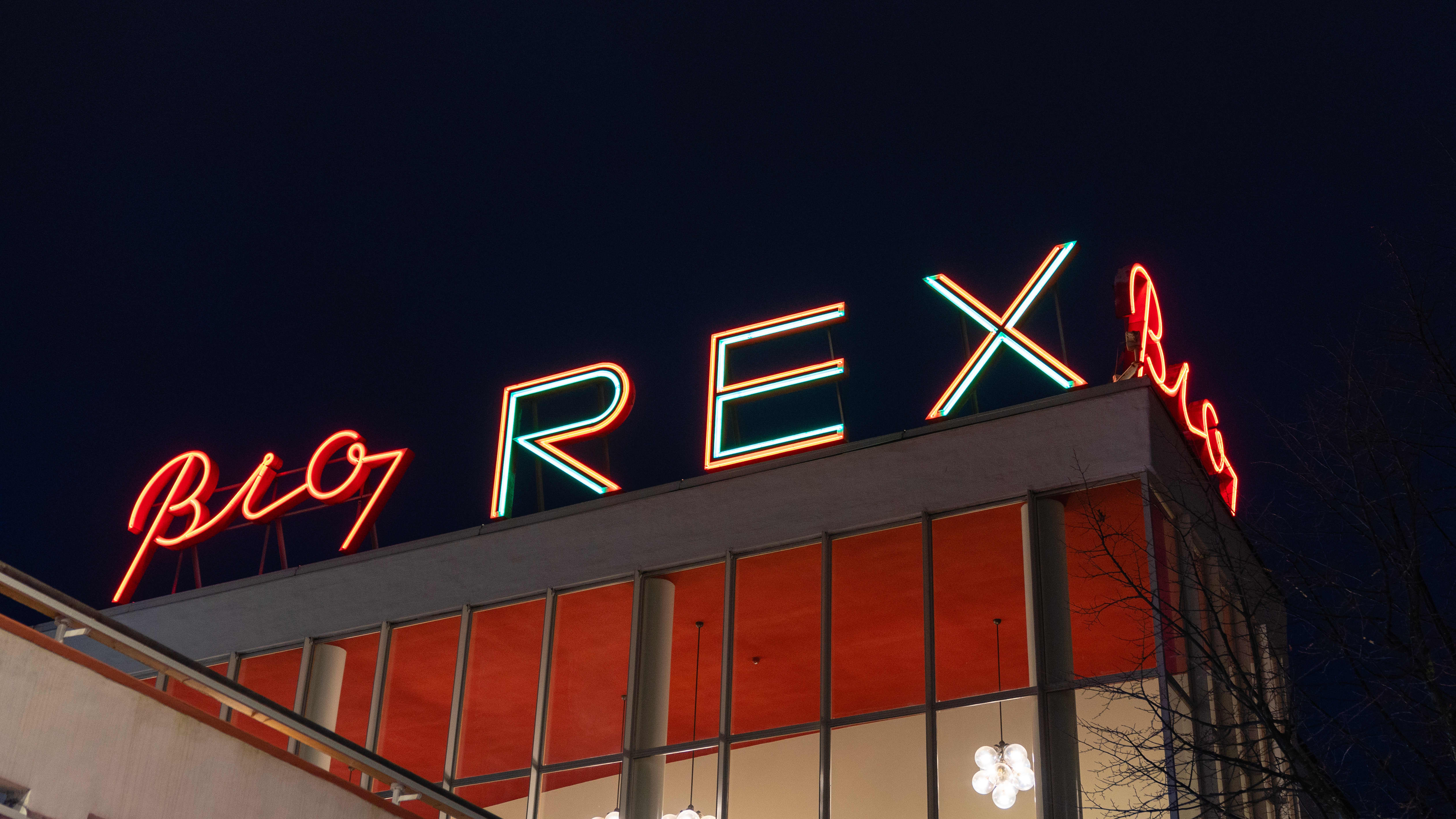 Elokuvateatteri Bio Rex, Helsinki, 2.11.2019