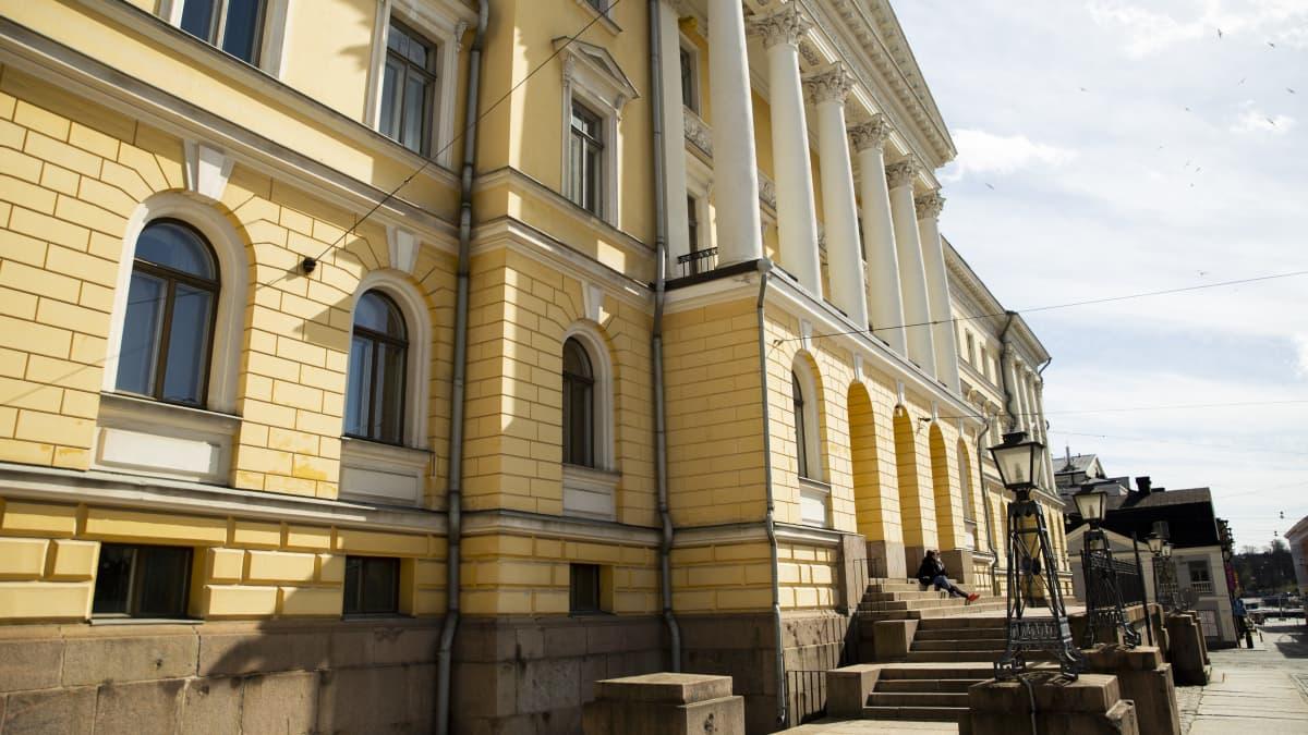 Valtiovarainministeriö julkisti taloudellisen katsauksensa