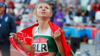Pikajuoksija Krystsina Tsimanouskaya on ajautunut konfliktiin Valko-Venäjän urheilujohdon kanssa kesken Tokion olympialaisten.