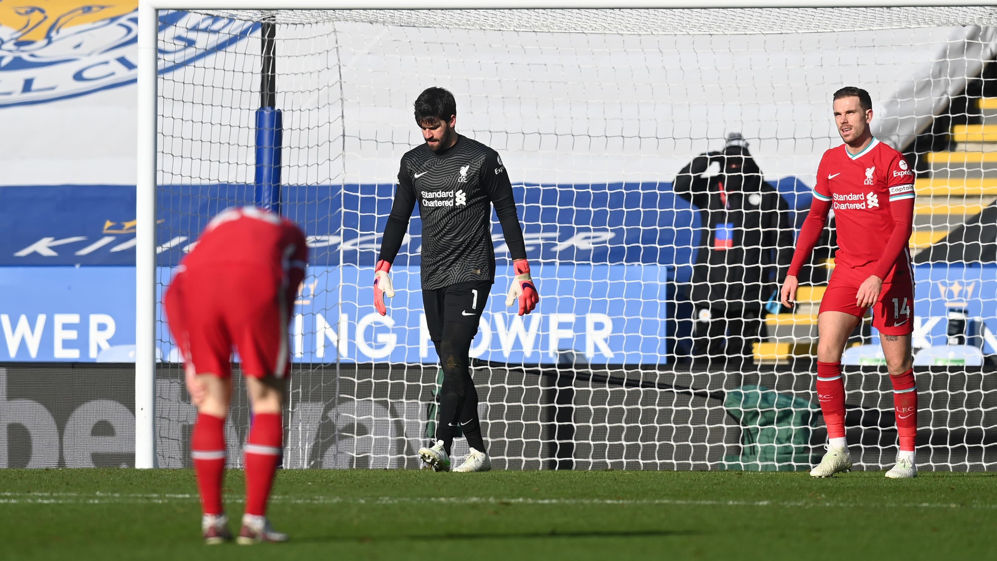 Liverpoolilla on ollut mestaruuden jälkeen vaikea kausi Englannin Valioliigassa.