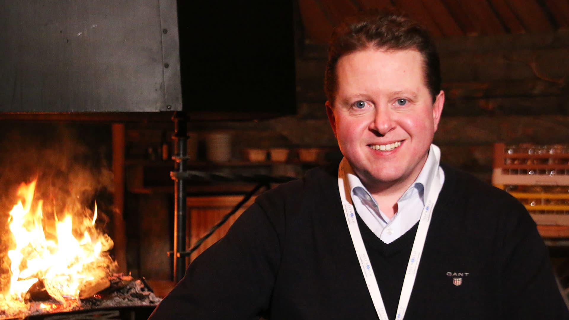 Test Worldin toimitusjohtaja Janne Seurujärvi.