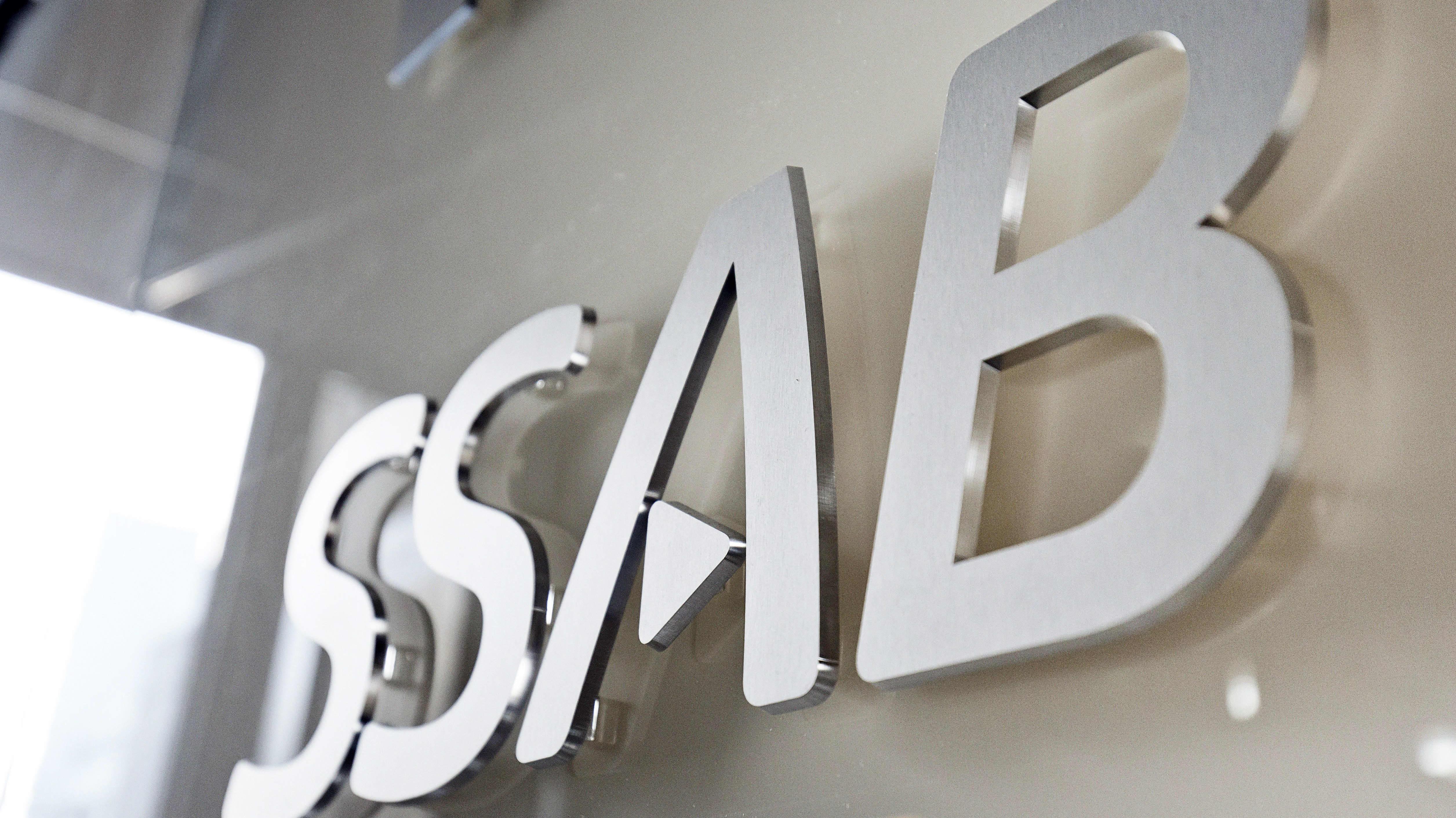 SSAB:n logo