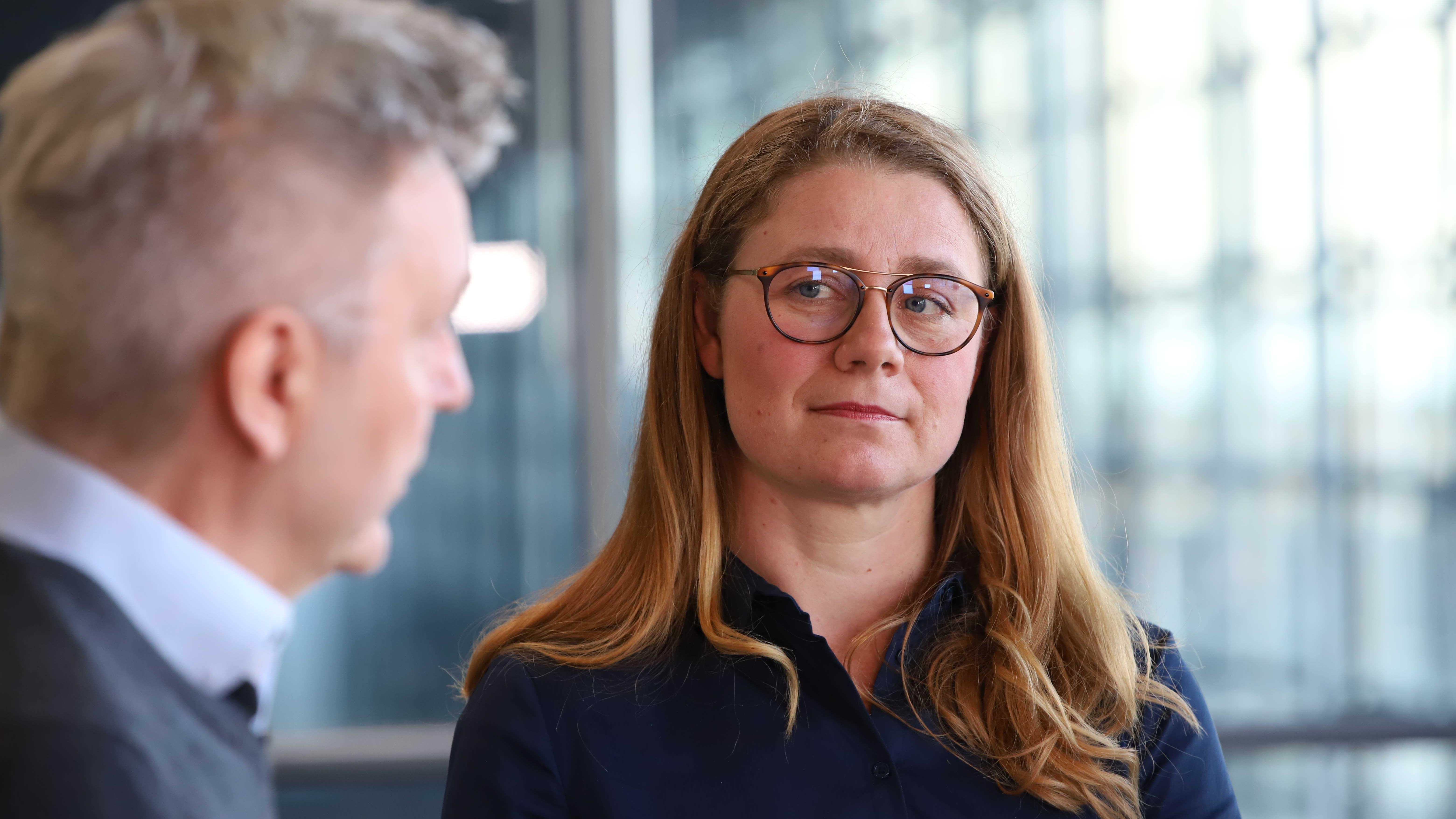 Nina Forsell Lapin matkailuelinkeinon toimitusjohtaja