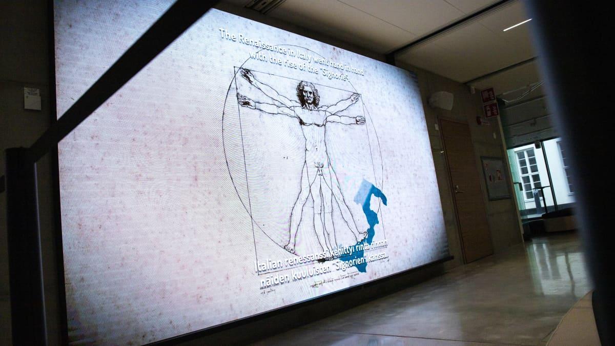 L3DNARDO DA VINCI -näyttely alkaa Kuopion museossa