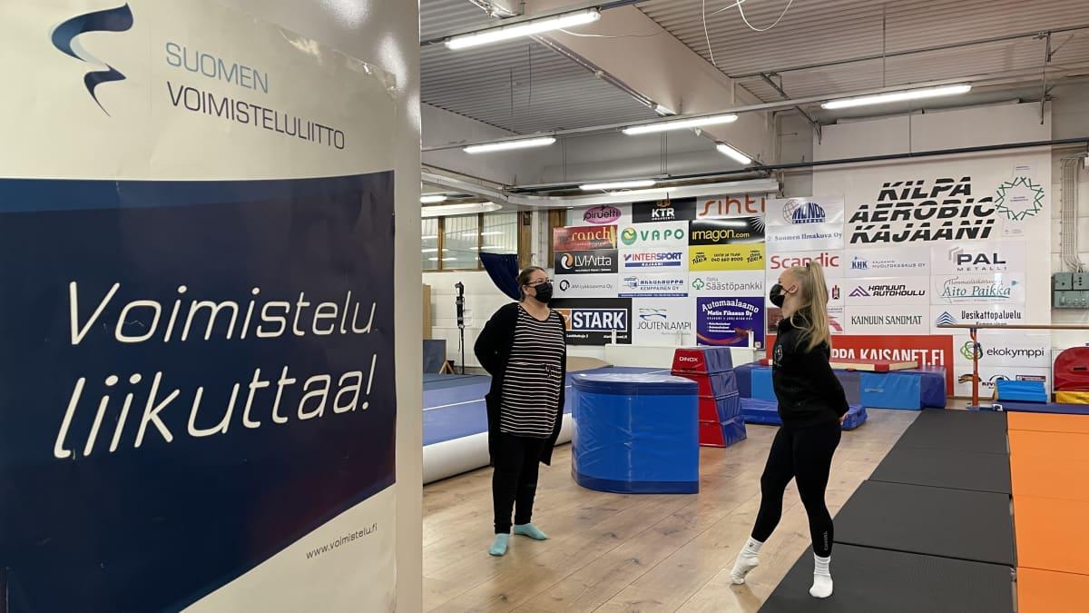 Kajaani laittaa sisäliikuntapaikat kiinni ainoana Suomessa