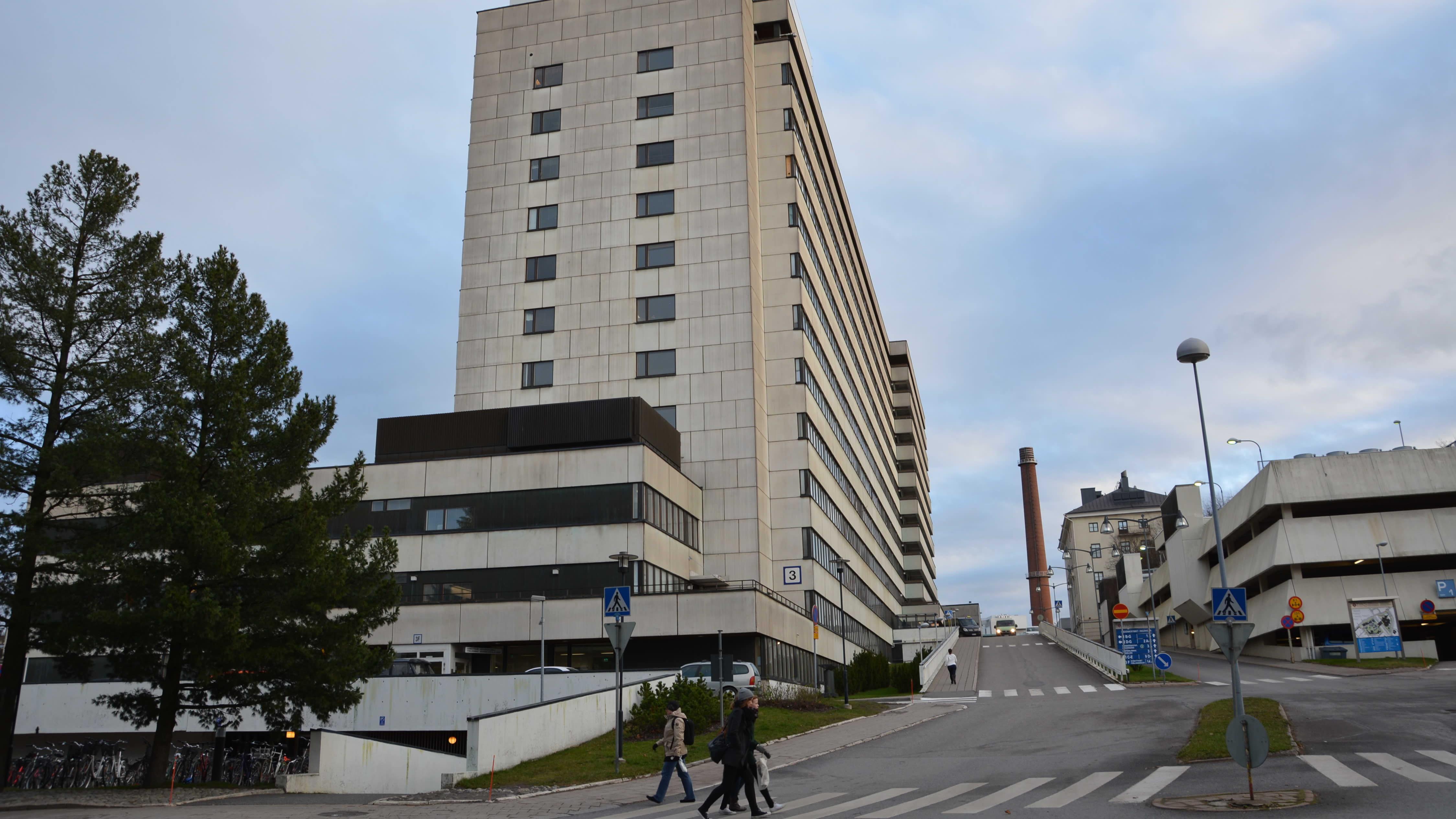 Turun yliopistollinen keskussairaala.