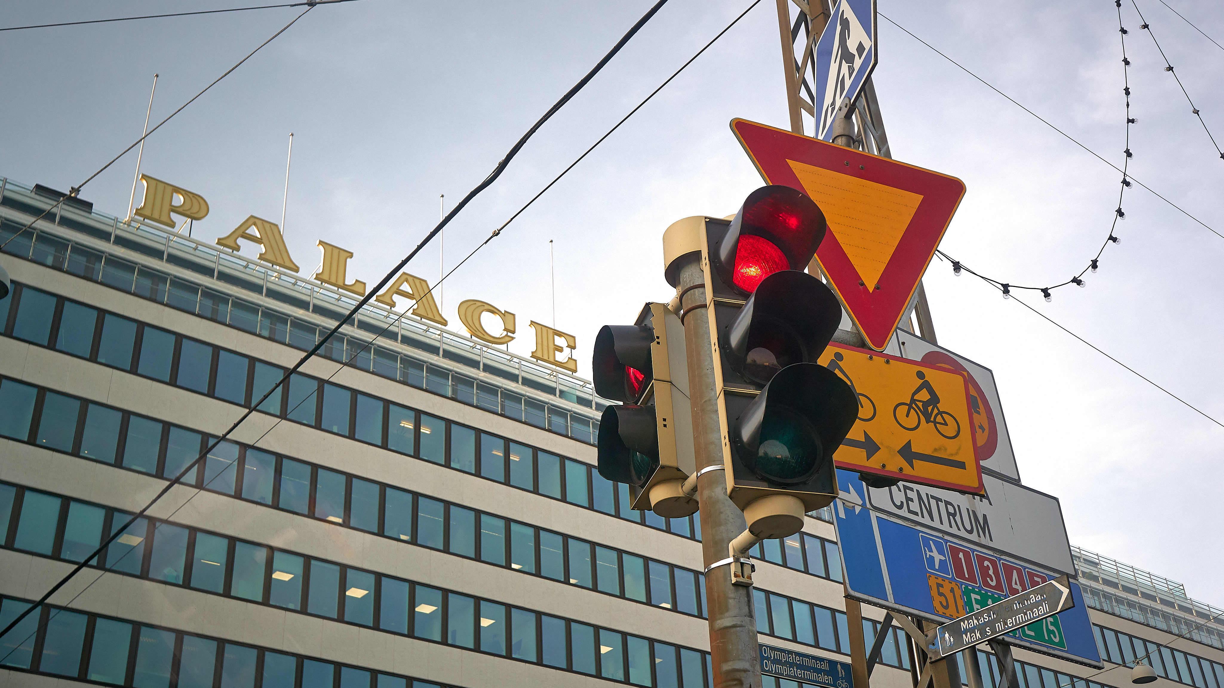 Hotelli Palace Teknologiateollisuus