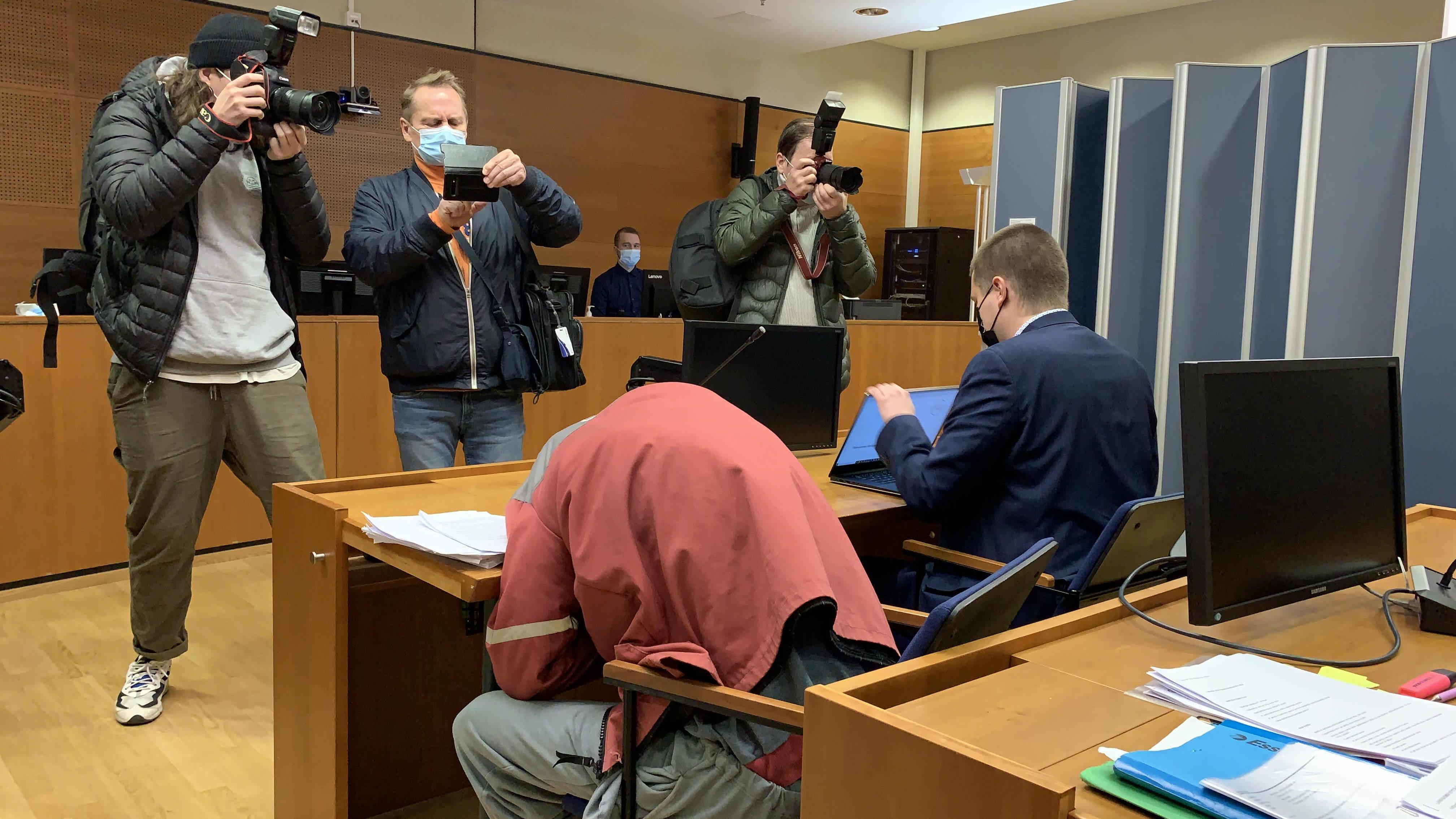 oikeudenkäynti tampereella