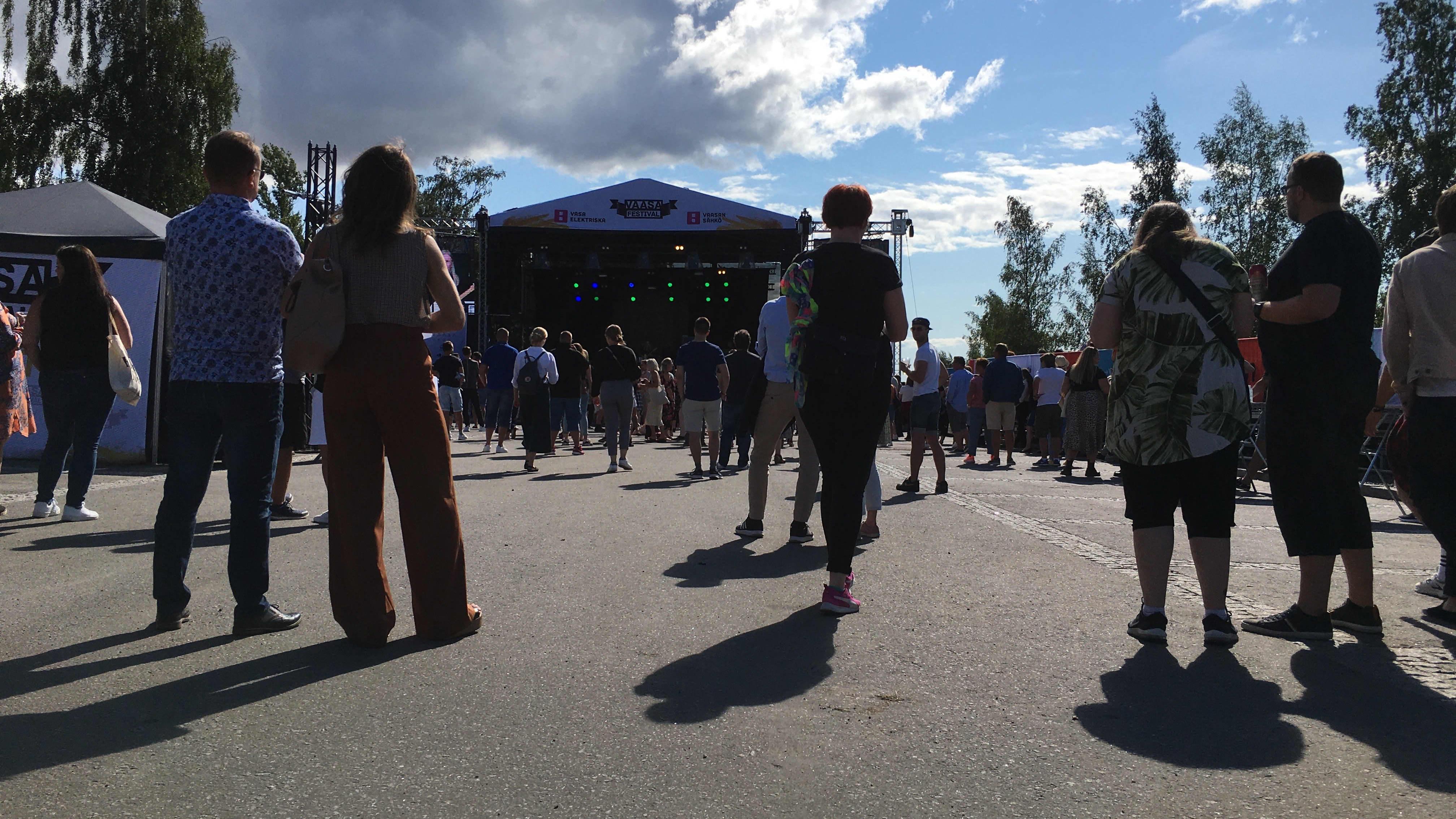 Vaasa Festival 5.8.2021