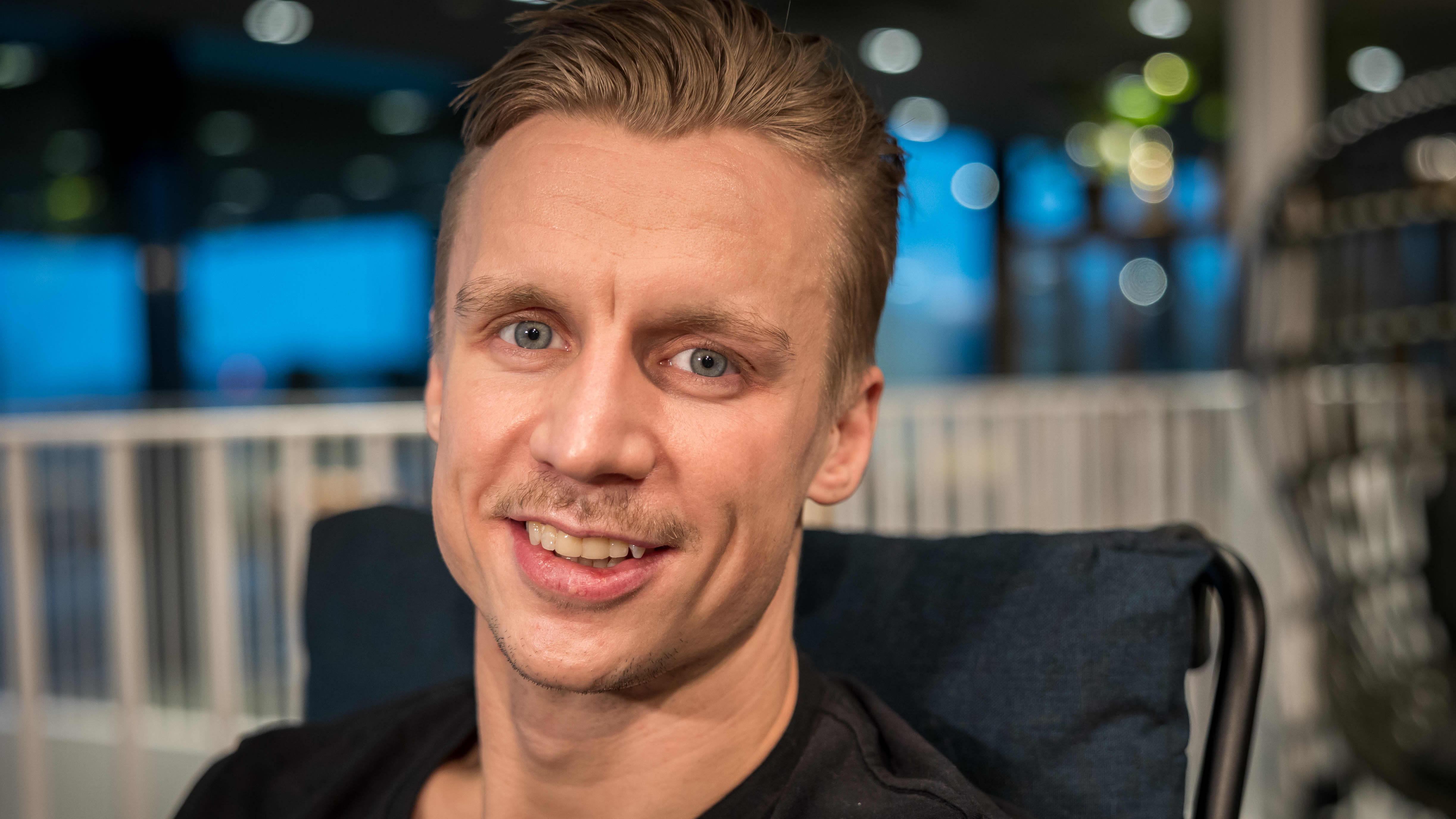 Jussi Olkinuora väläyttää hurjaa maajoukkueunelmaa