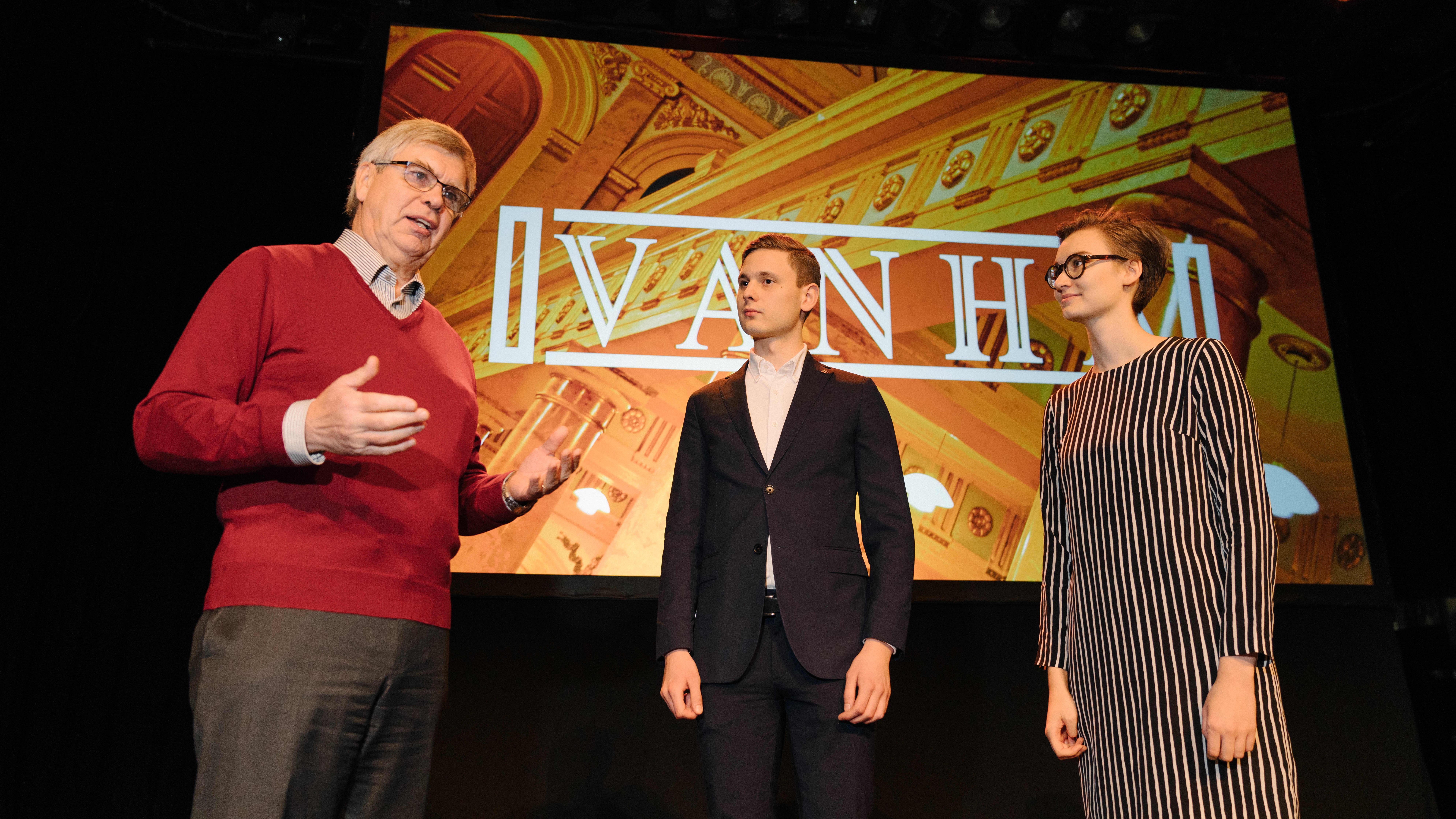 Jarmo Mäkelä, Helsinki, 21.11.2018
