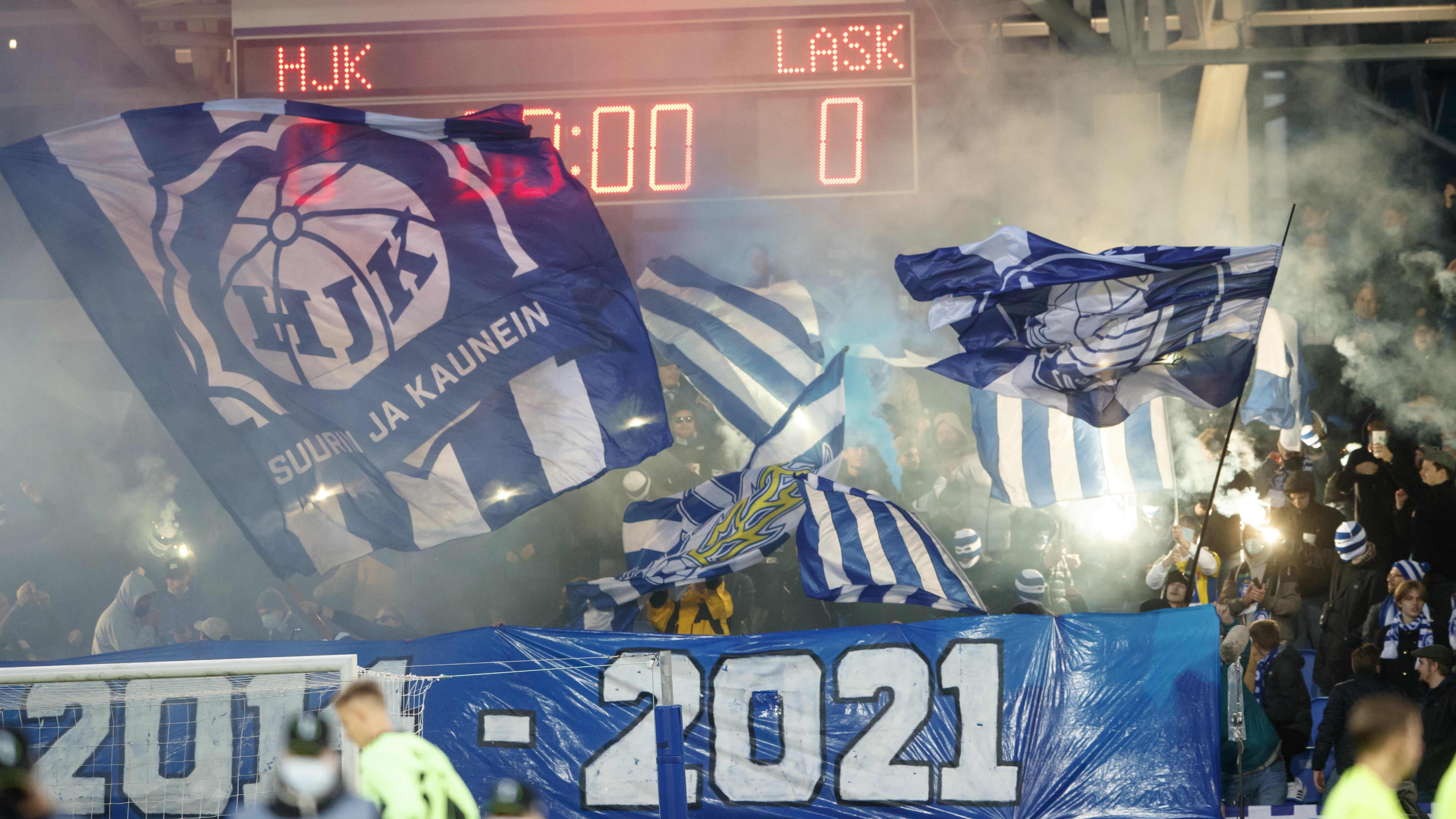 HJK – LASK Linz