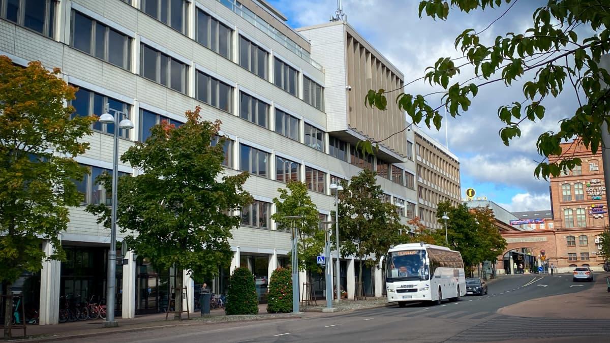 Tampereen kaupungintalo