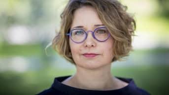 Johanna Ilmakunnas, professori, Åbo Akademi.