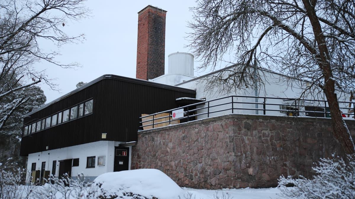 Tämä Alvar Aallon suunnittelema asuinalue voi tulevaisuudessa olla osa Unescon maailmanperintöä