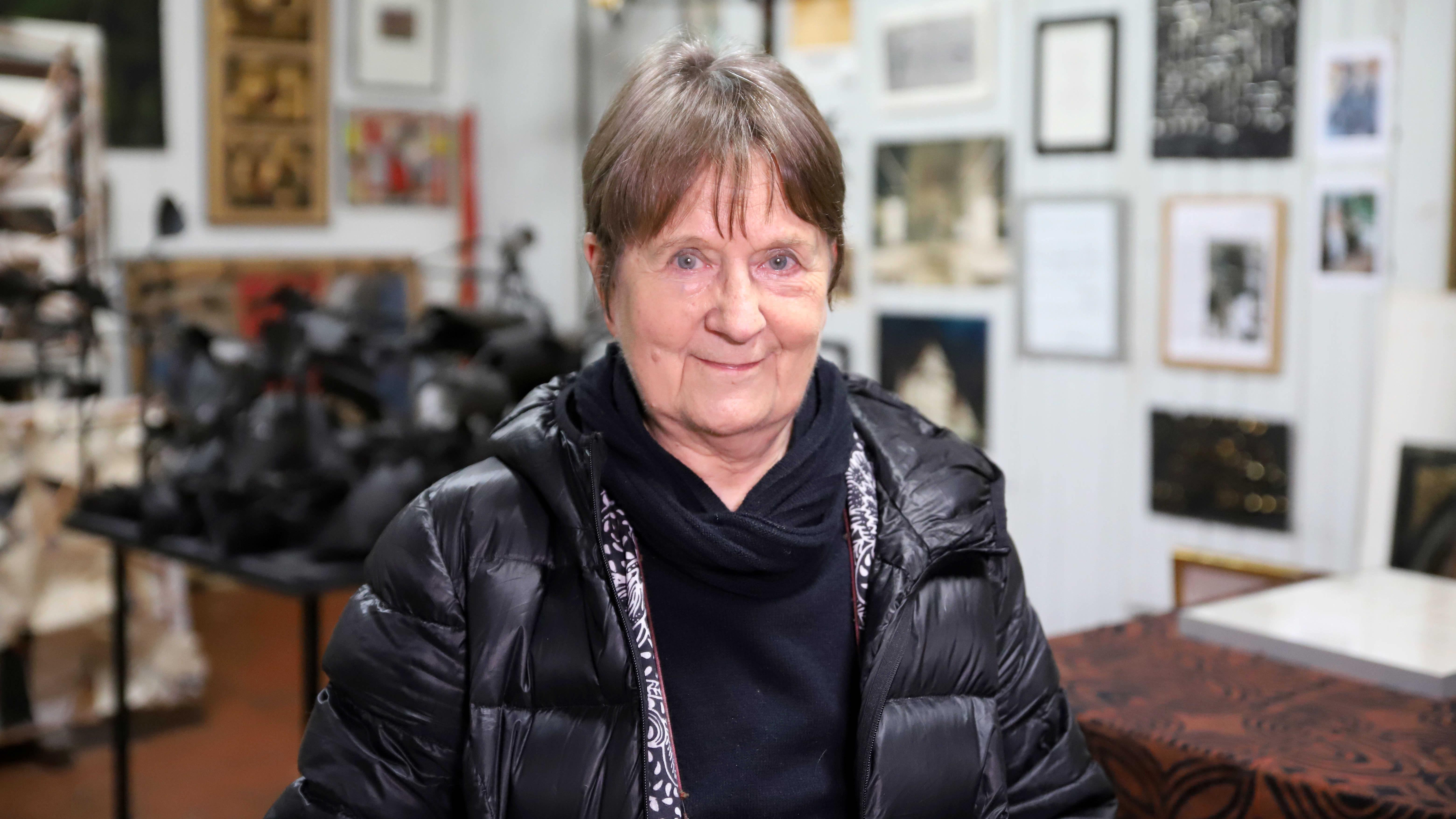 Kuvanveistäjä, professori Mauno Hartman loi elämänsä aikana tuhansia teoksia