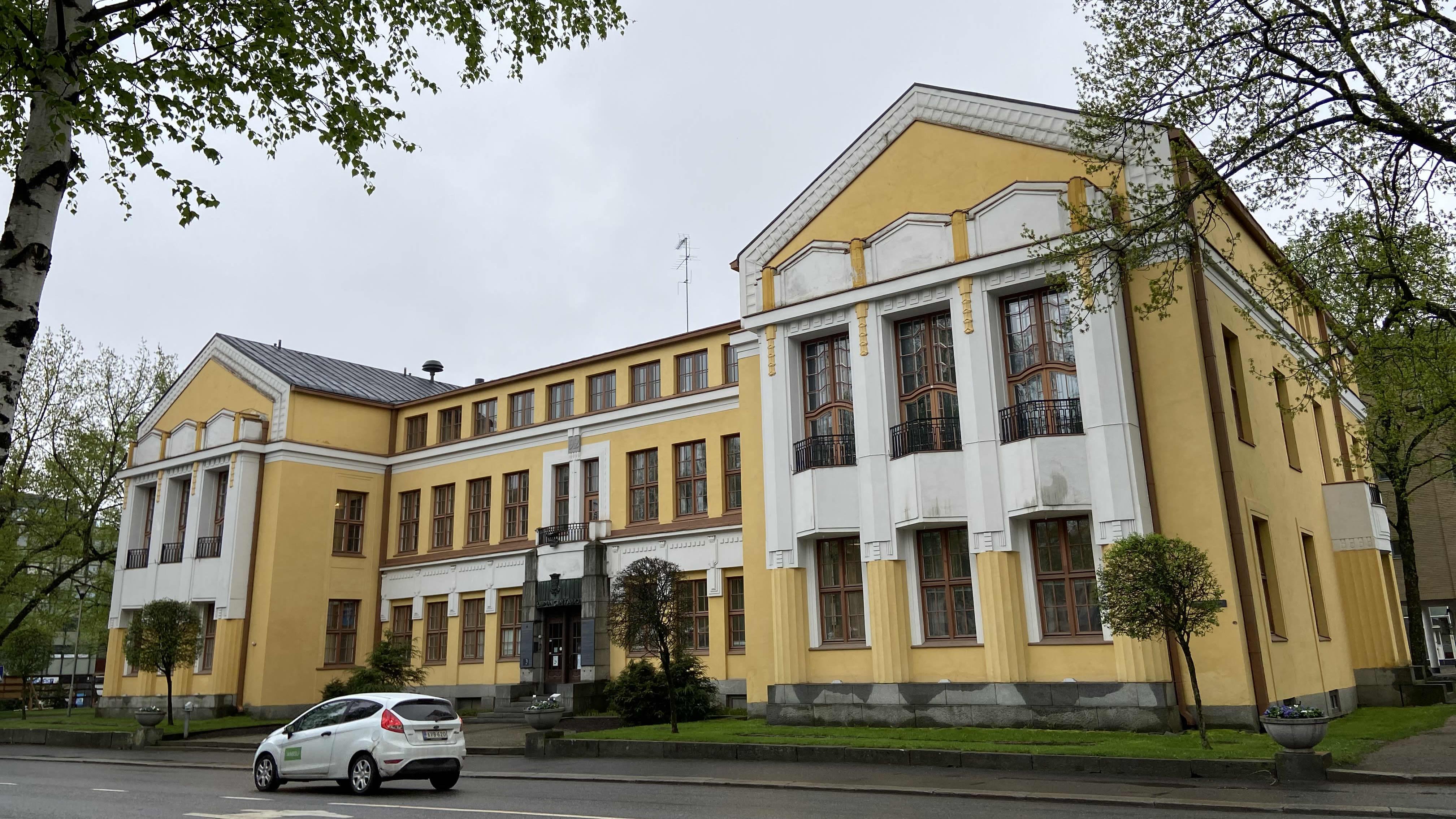 Mikkelin kaupungintalo.