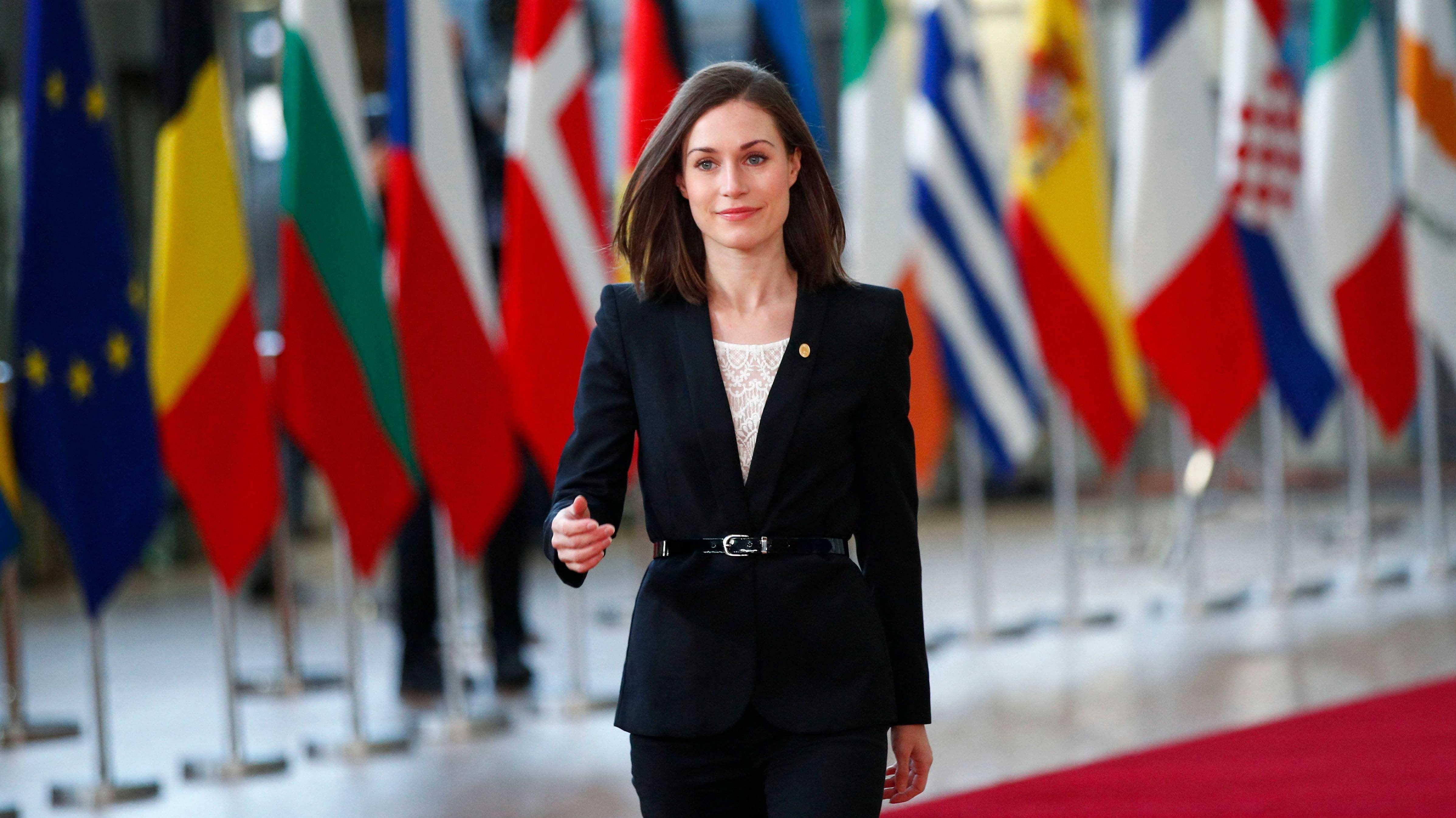 Marin kommentoi siirtolaisuden varjolla tapahtuvaa hybridivaikuttamista
