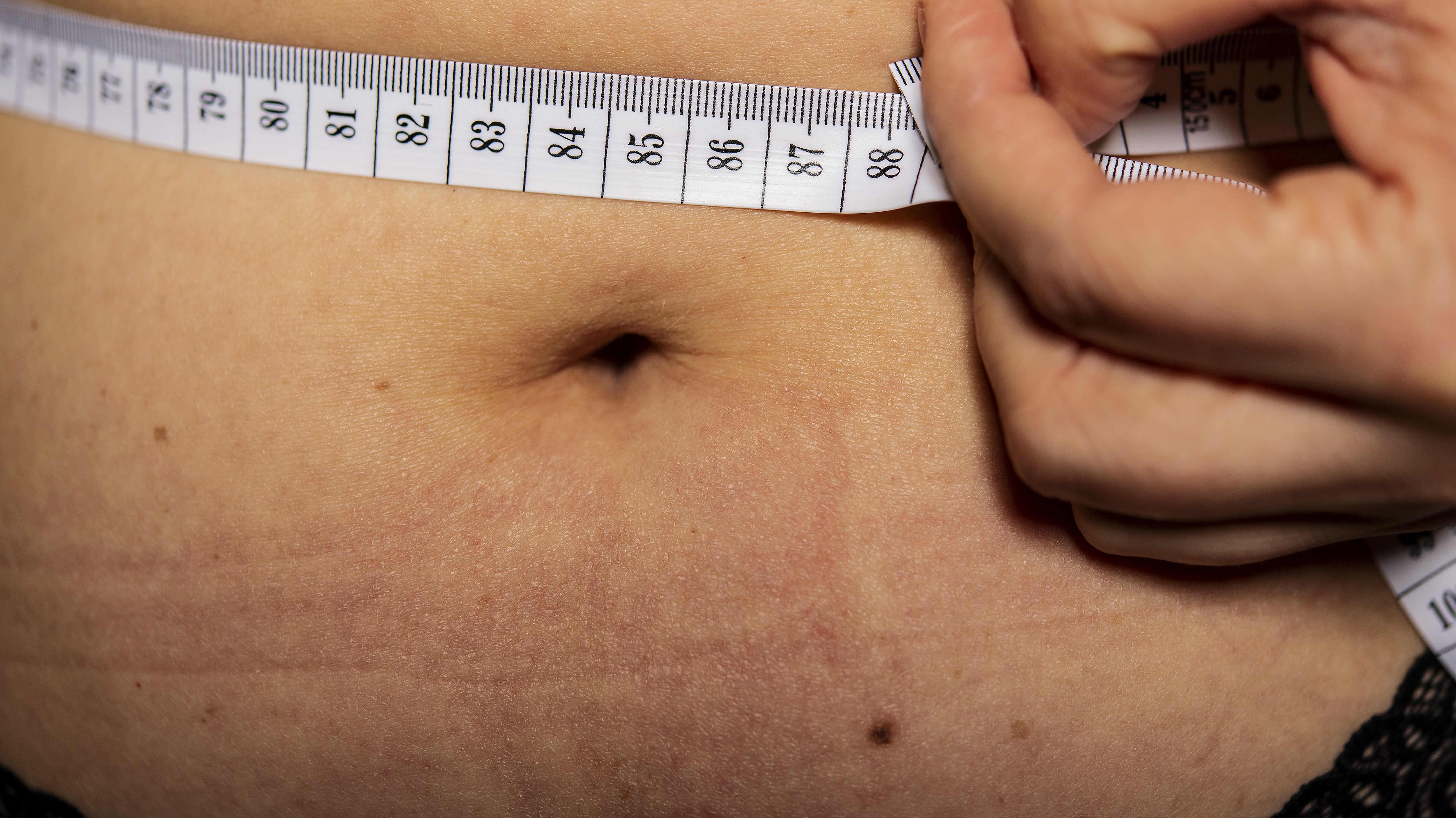 18–29-vuotiaista aikuisista vähintään ylipainoisia on naisista 35 prosenttia ja miehistä lähes puolet, eli 47 prosenttia.