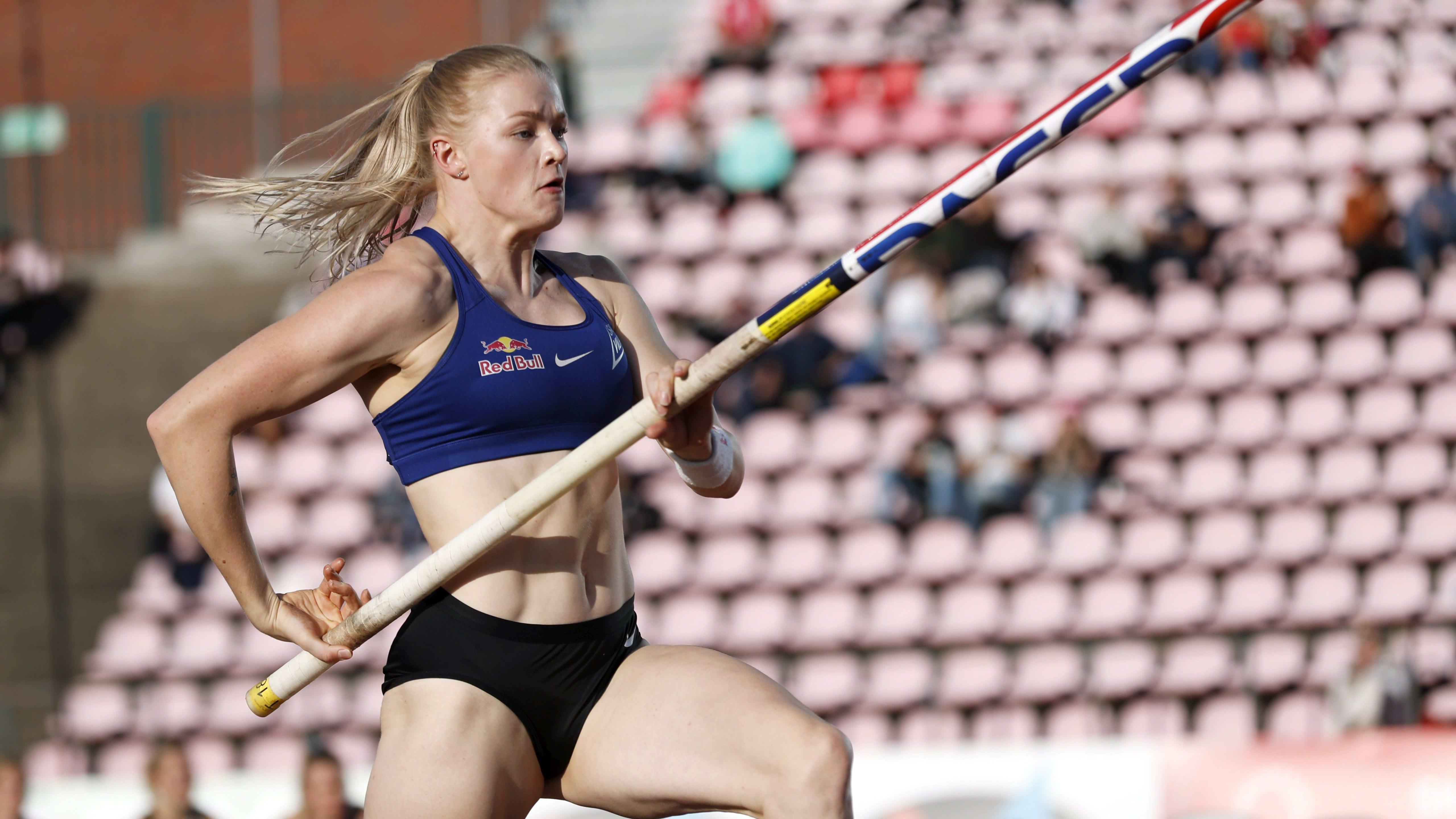 Wilma Murto hyppäsi seipään Suomen ennätyksen