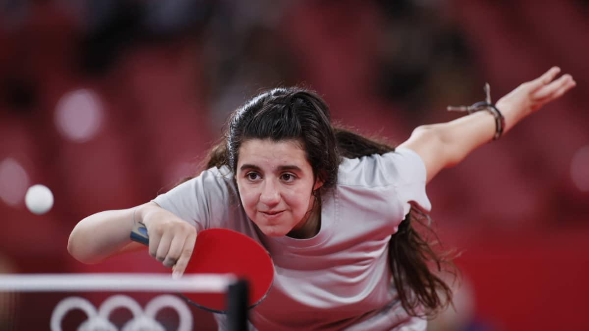 12-vuotias syyrialainen debytoi olympialaisissa