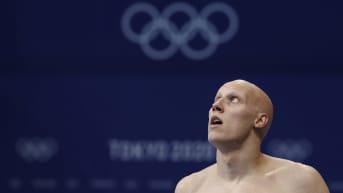 Matti Mattsson katsoo olympiarenkaisiin