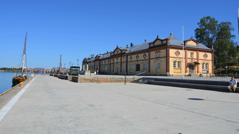 Kuntsis museum i Vasa.